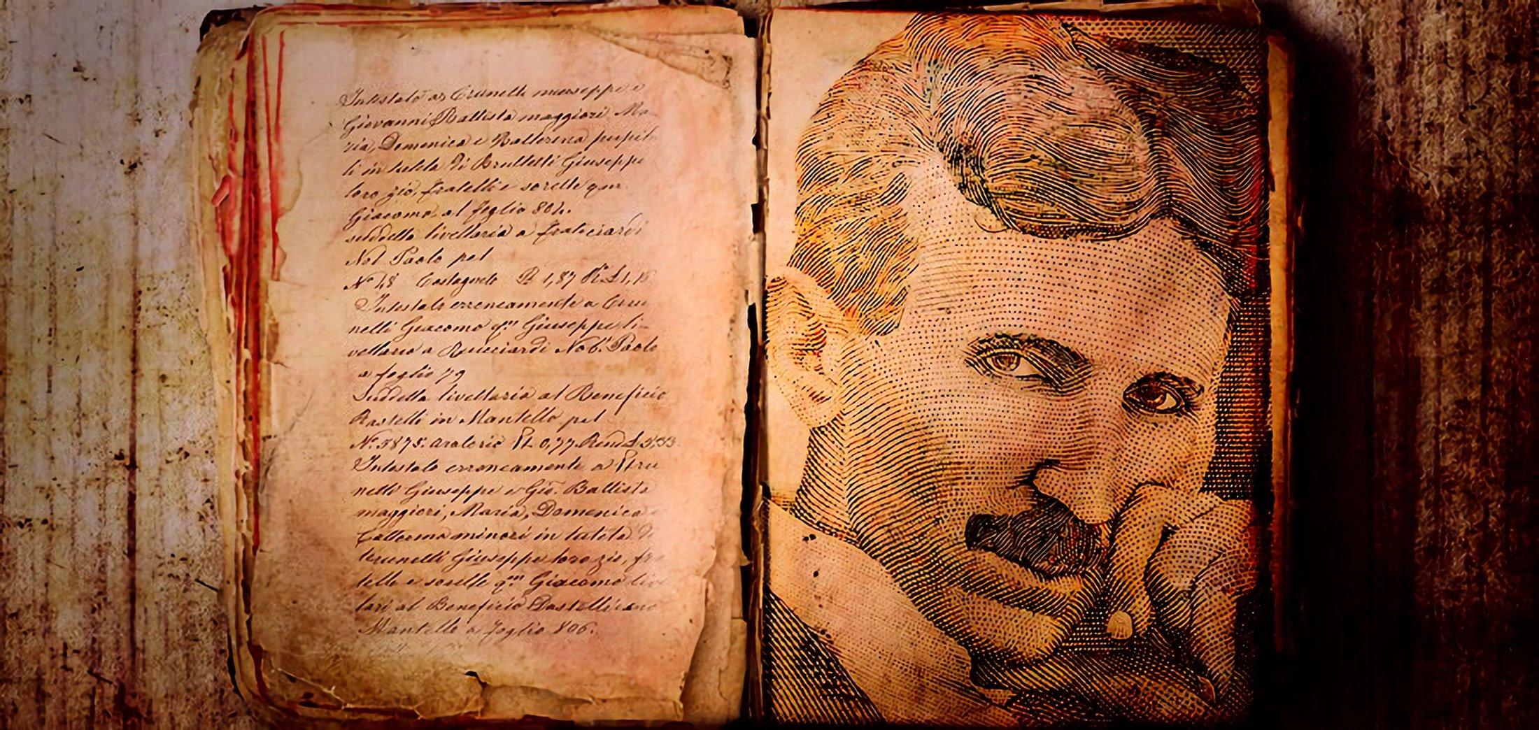 Los documentos perdidos de Nikola Tesla sobre la Tecnología Antigravedad