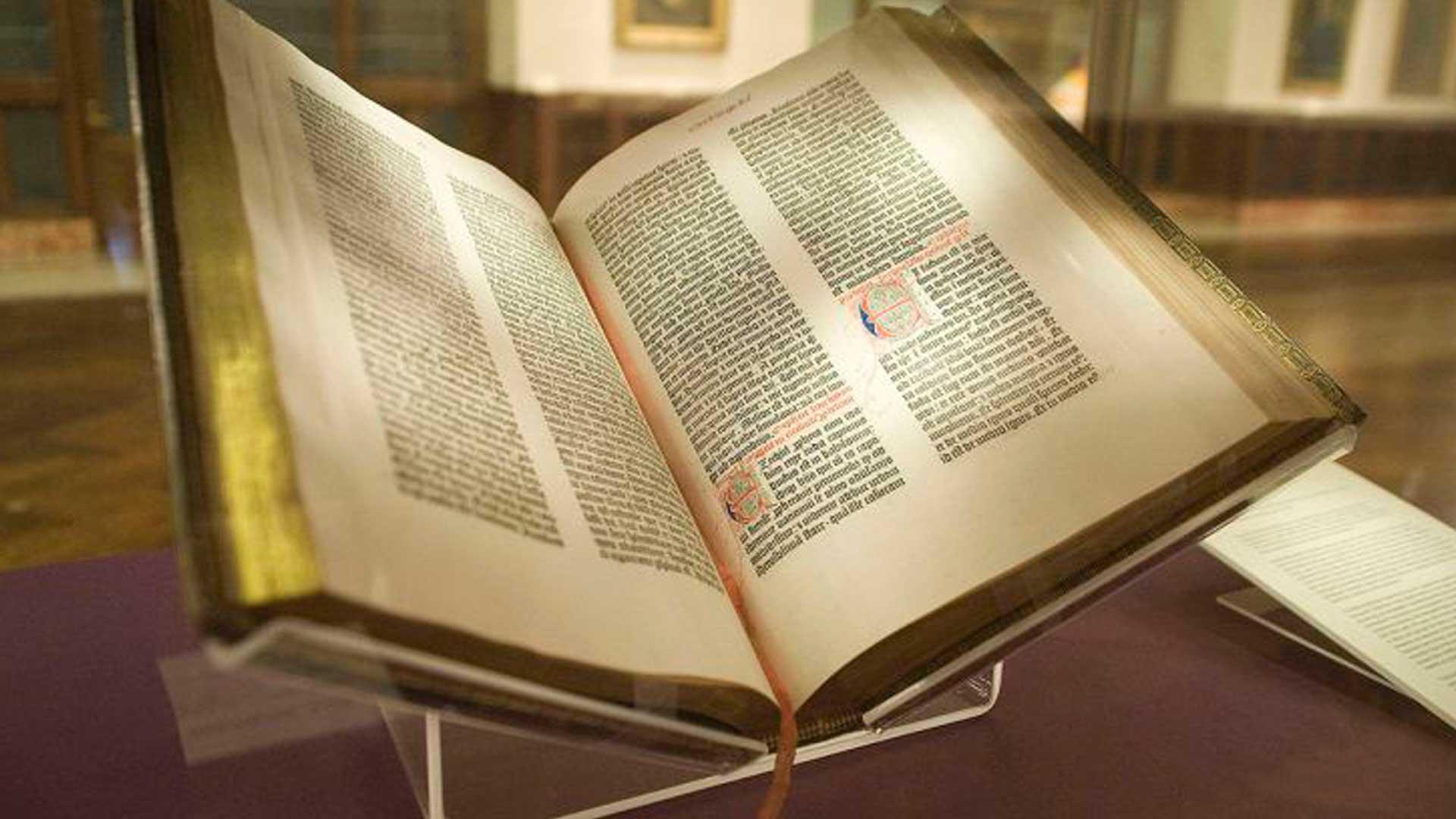 Antiguo manuscrito de la Biblia ha sido hallado y demuestra que es un trabajo de ficción