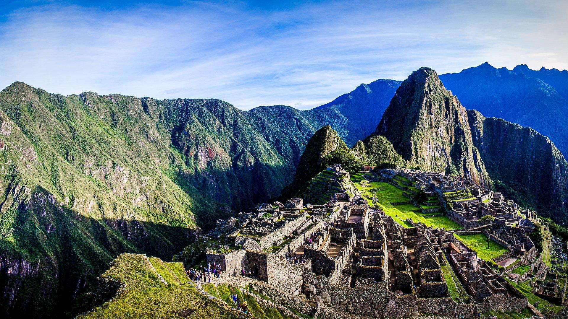Las 10 ciudades antiguas más increíbles del mundo