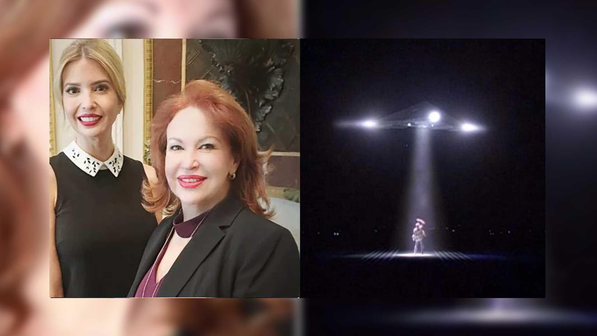 Bettina Rodríguez, candidata al congreso de EEUU afirma haber tenido un contacto extraterrestre