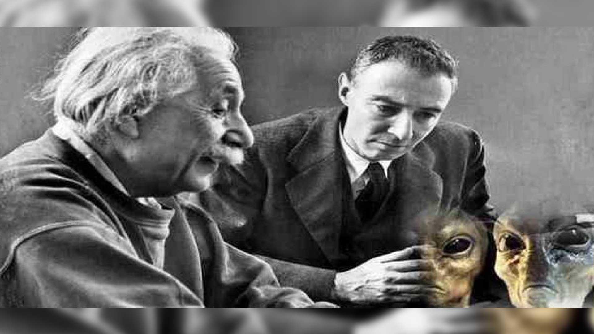 El misterioso documento que Einstein redactó donde habla de la existencia extraterrestre en nuestro planeta