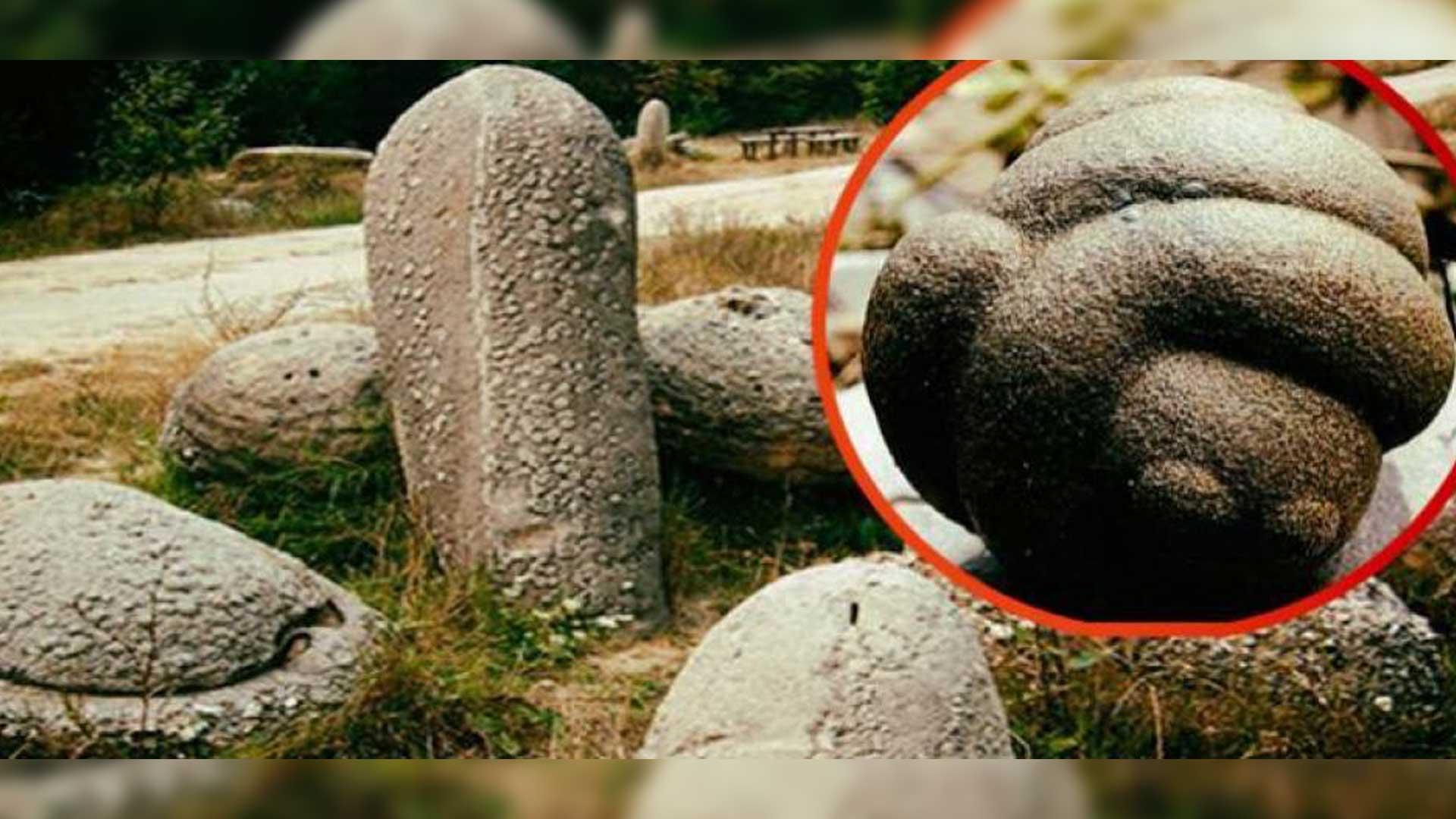 Estas misteriosas piedras en Rumania pueden moverse, respirar y crecer en tamaño