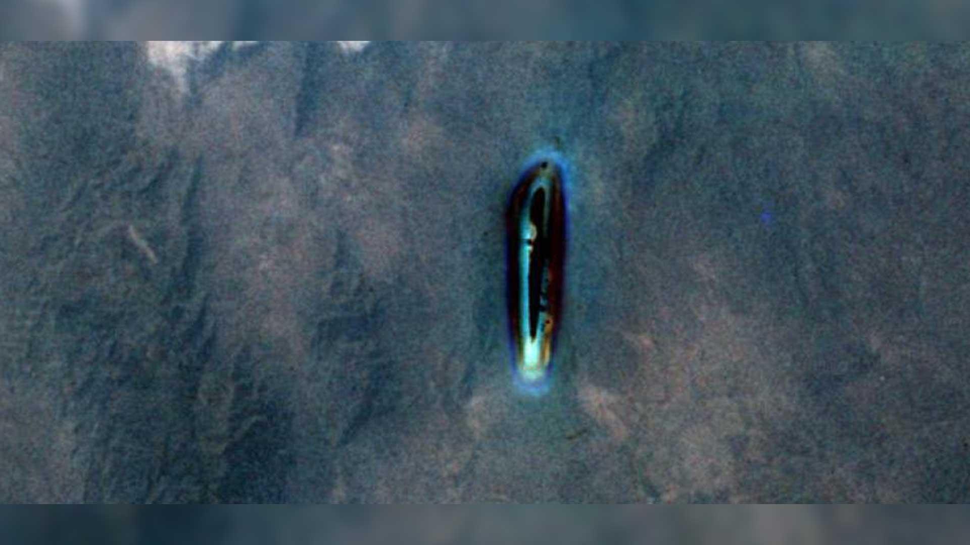 ¿Qué es esta imagen captada por la Misión Gemini IV recién desclasificada?