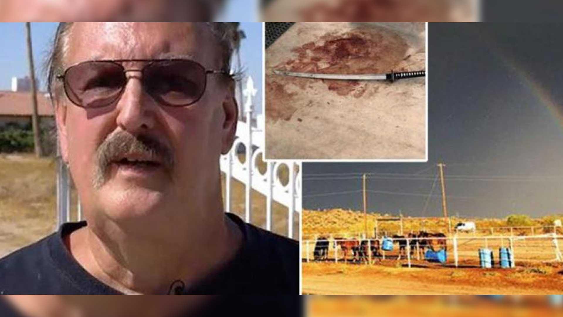 Este hombre tuvo que vender su rancho por constantes ataques extraterrestres