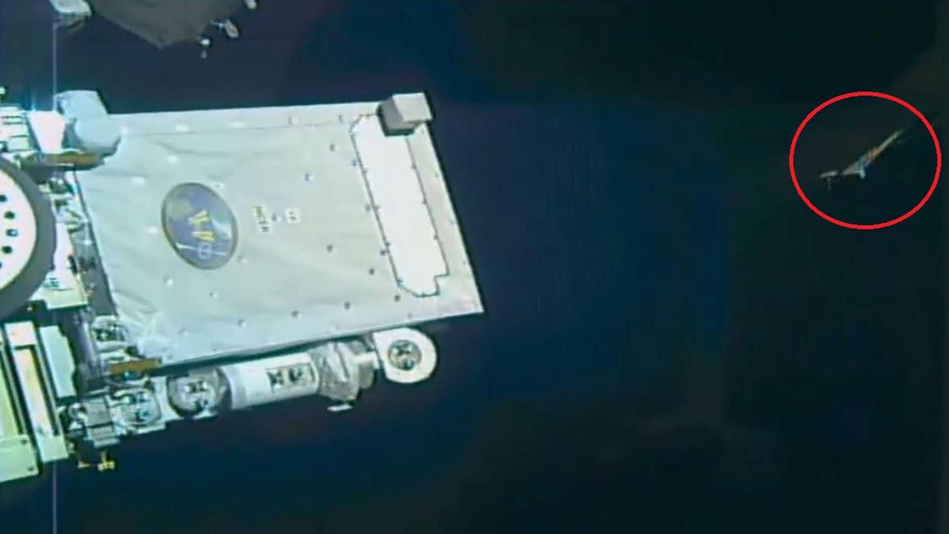 Este es el vídeo que la NASA no quiere que veas