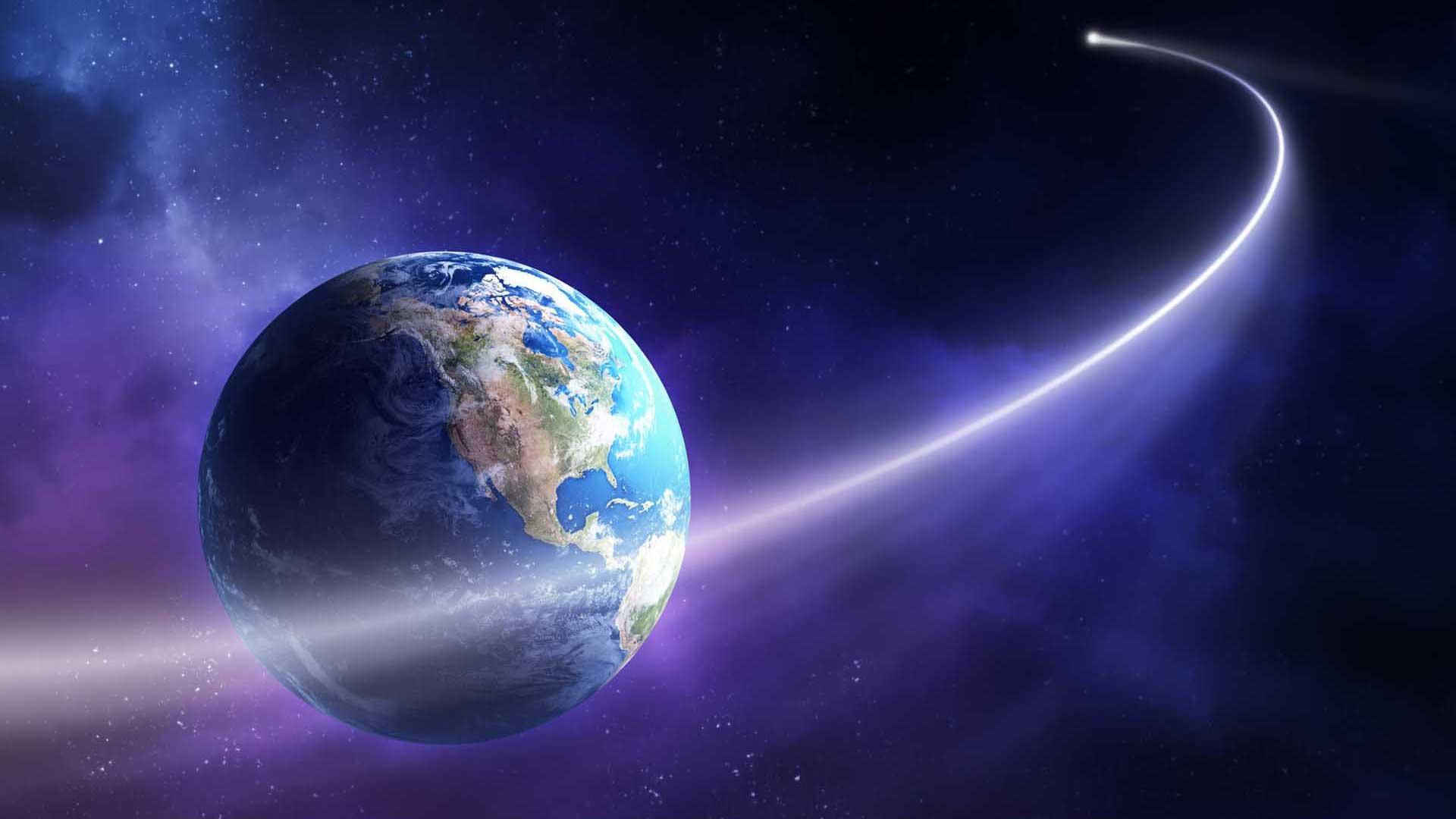 LO NUNCA VISTO – LA NASA DETECTA COMO UN COMETA SE DETIENE BRUSCAMENTE
