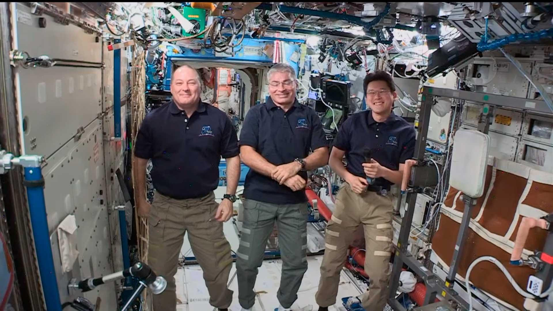 ¿Qué es lo que aparece al final de este vídeo? ¿fallo de imagen o epic fail? ¿quedó la NASA al descubierto?