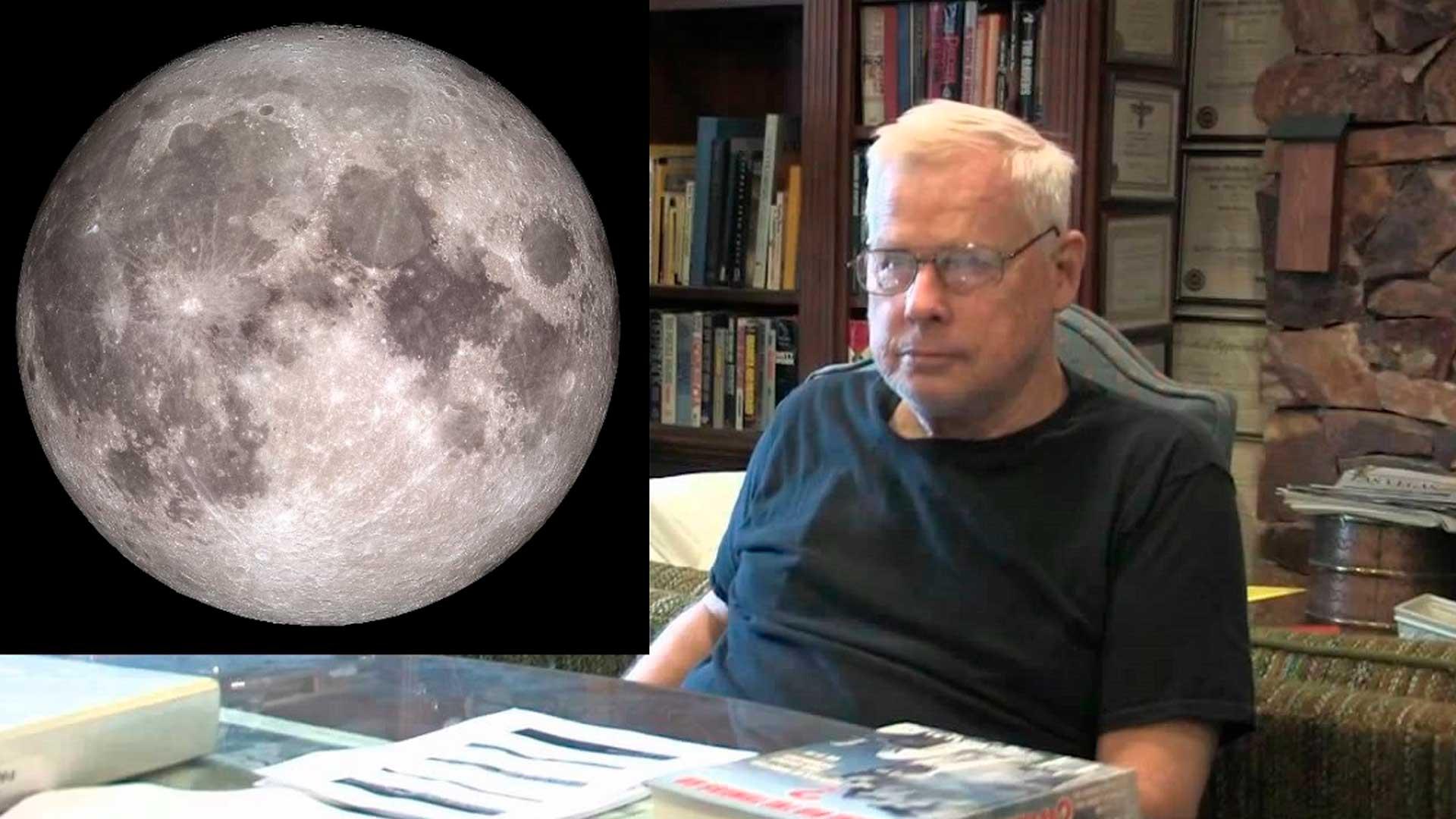 BIZARRO, Ex agente de la CIA asegura que existen millones de habitantes en la luna