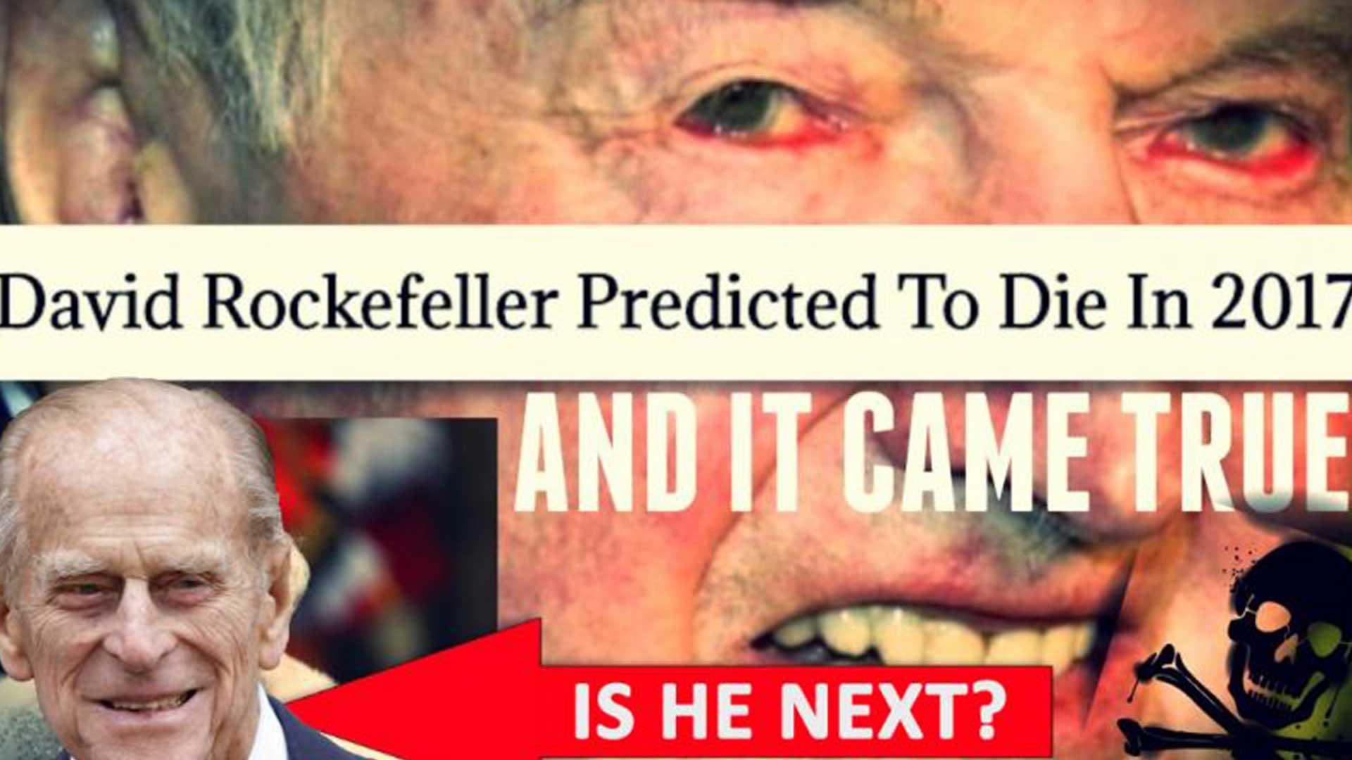 El sitio web que predijo la muerte de Rockefeller y Stephen Hawking tiene sombrías predicciones para el resto del año