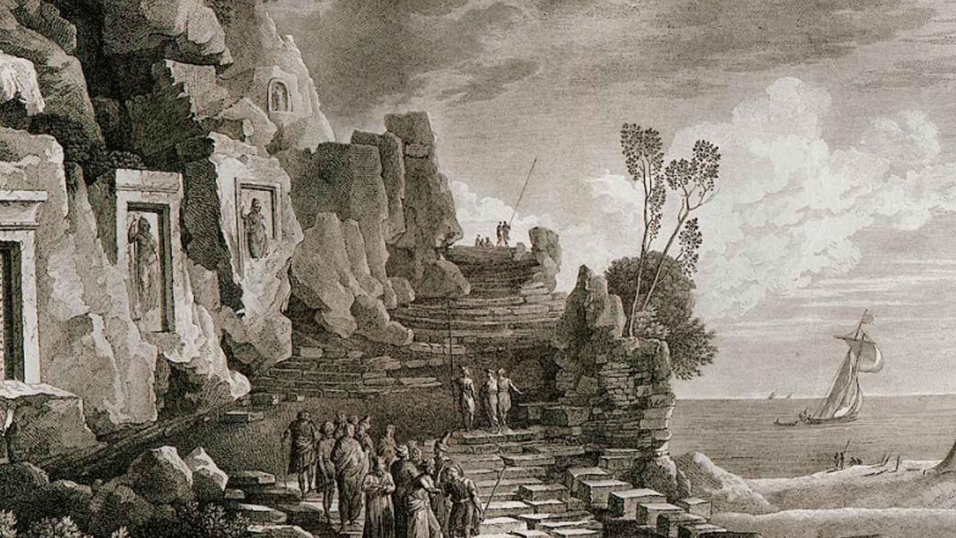 Este lugar único en la Tierra contiene grabados de múltiples civilizaciones y 13 épocas diferentes de la historia