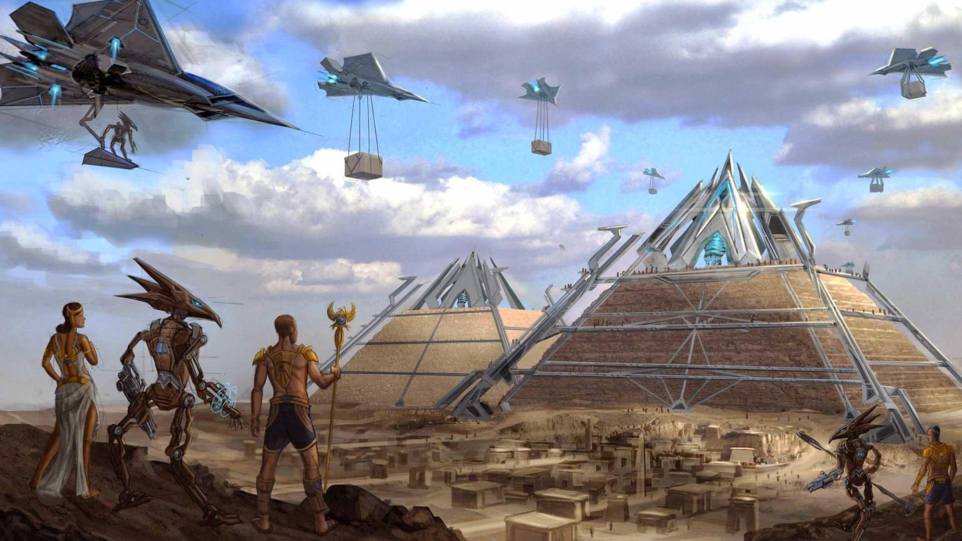La Tierra ha sido visitada por extraterrestres según las antiguas pinturas rupestres y los monumentos