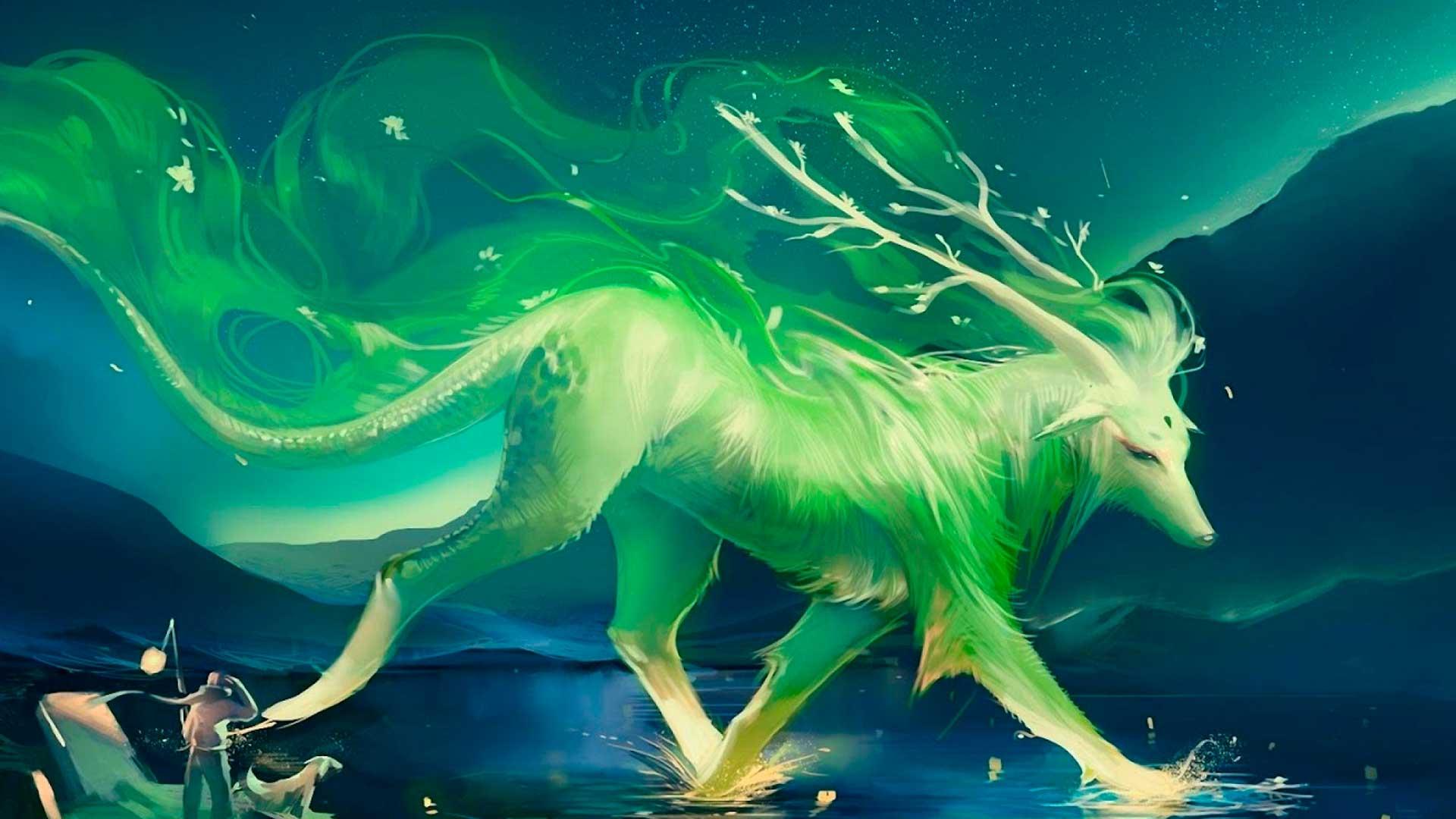 Los 10 animales totémicos ancestrales de la suerte