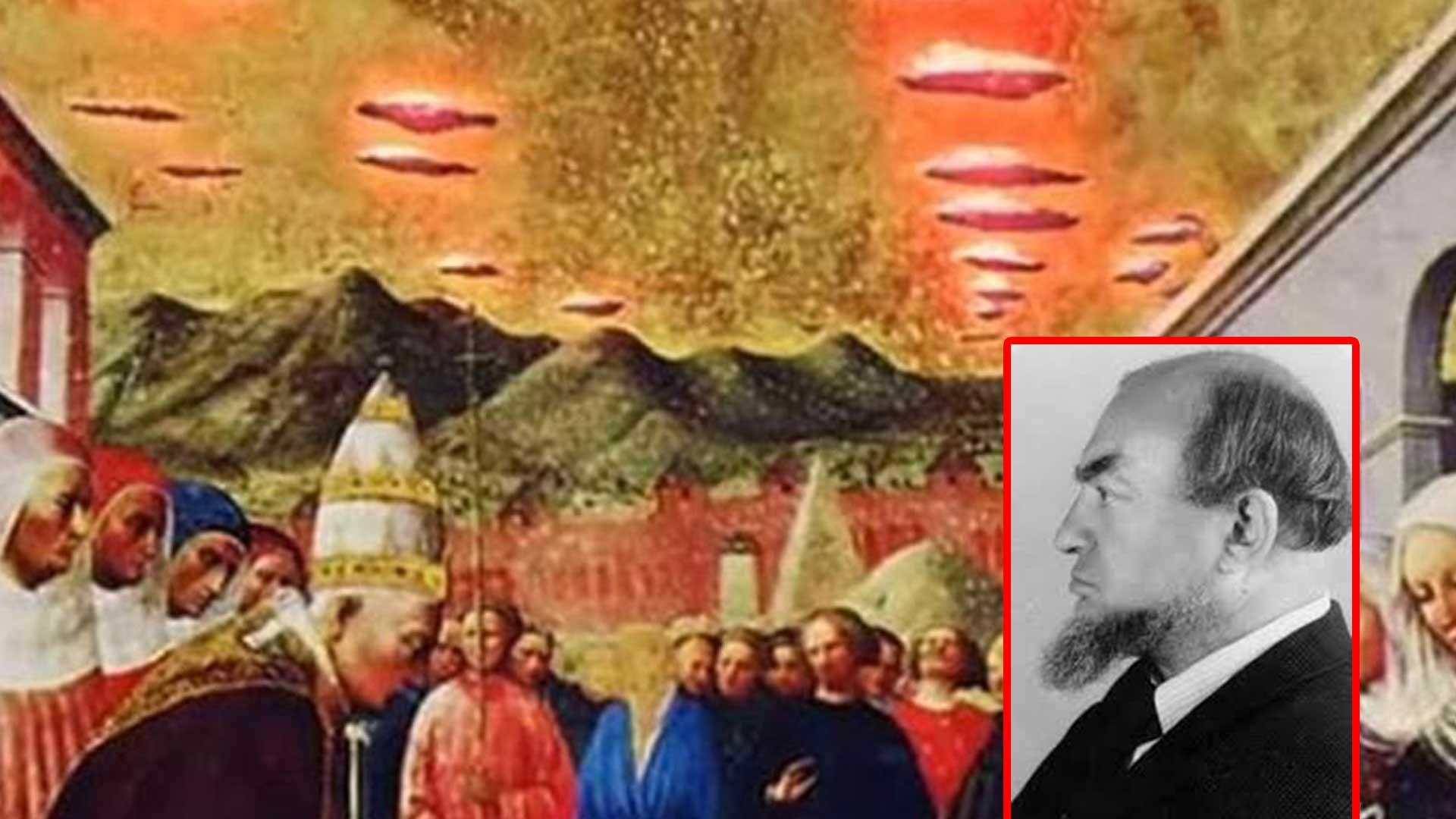 El Profesor Ludvig, el científico ruso con acceso a los archivos secretos del vaticano