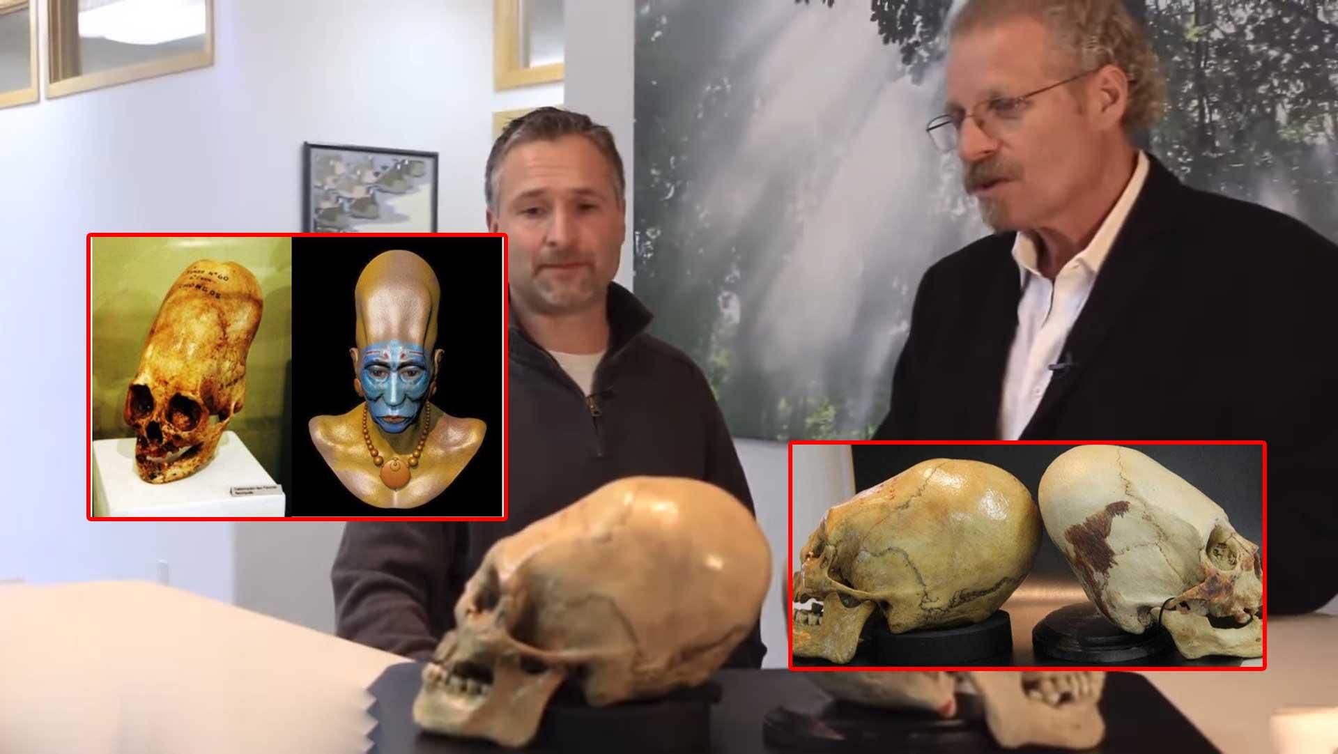 El ADN de los cráneos alargados de Perú muestran que pertenecen a seres no documentados
