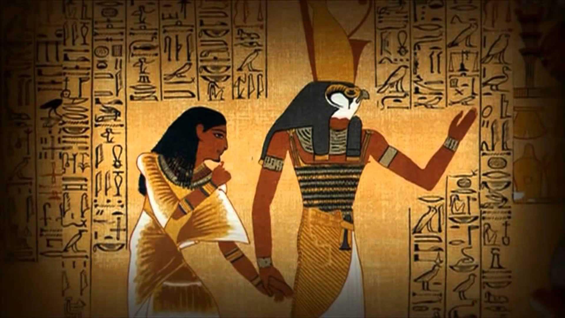 VIDEO – Dioses y vida futura en el Libro egipcio de los muertos