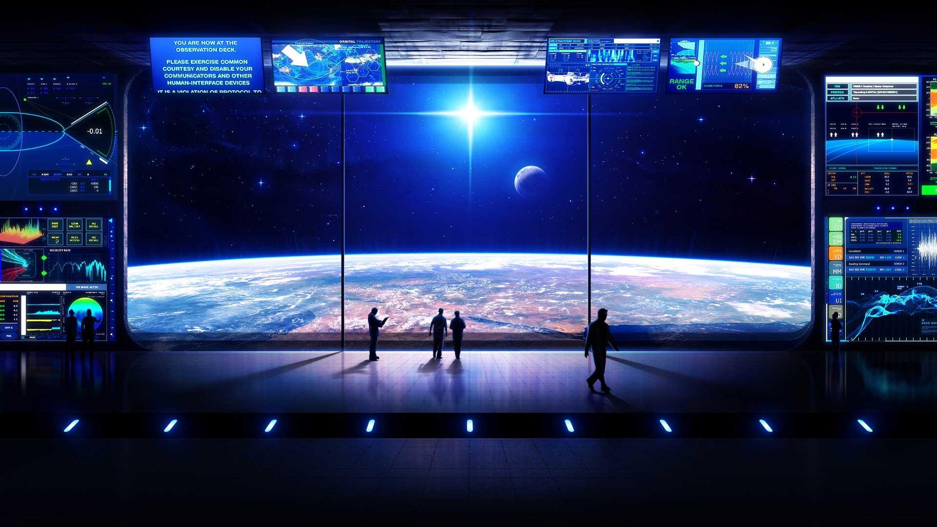 Trabajador de Programa Espacial Secreto habla sobre próximos avances tecnológicos en un futuro cercano
