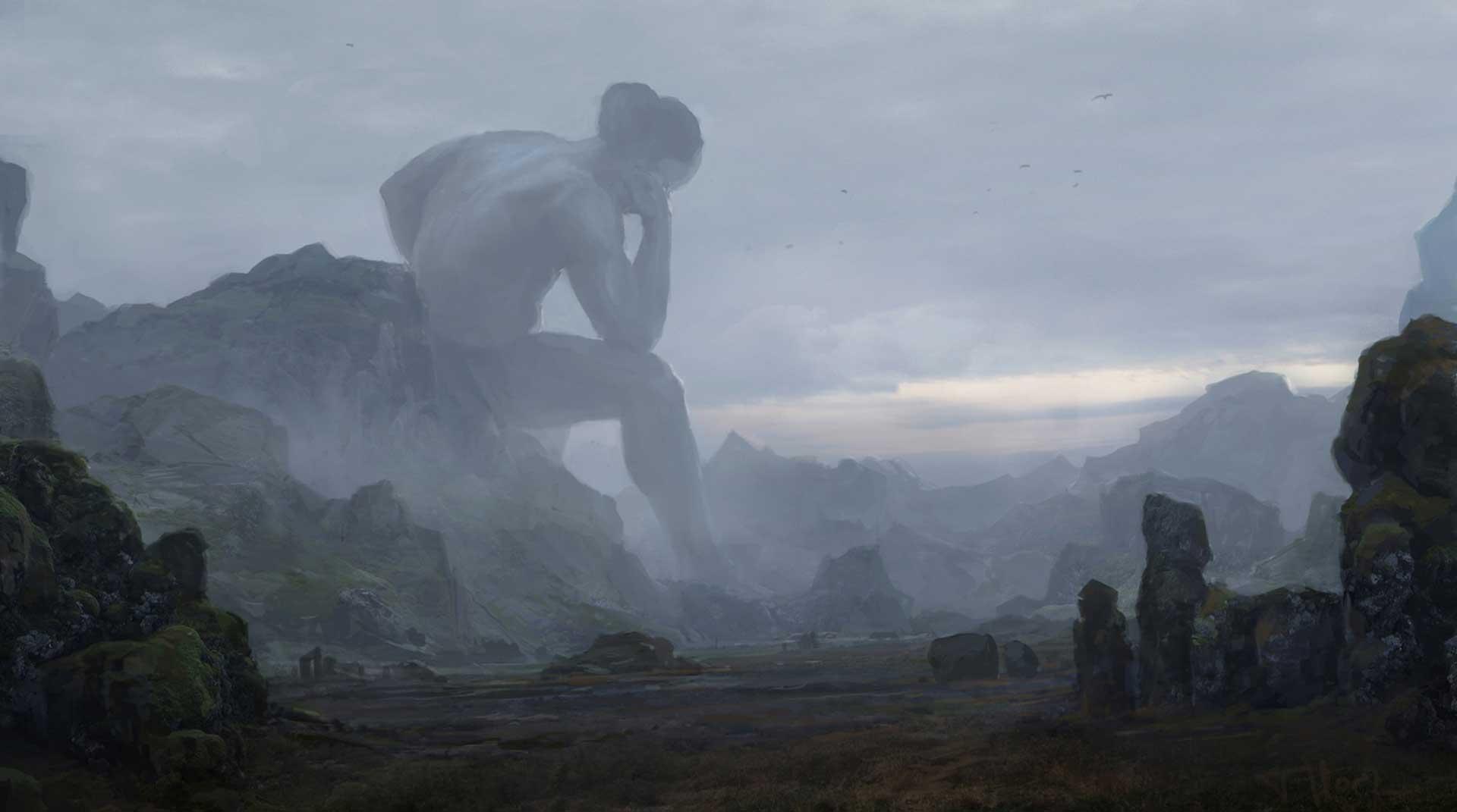 ¿Existieron los gigantes? Estas fotos tal vez sean la respuesta