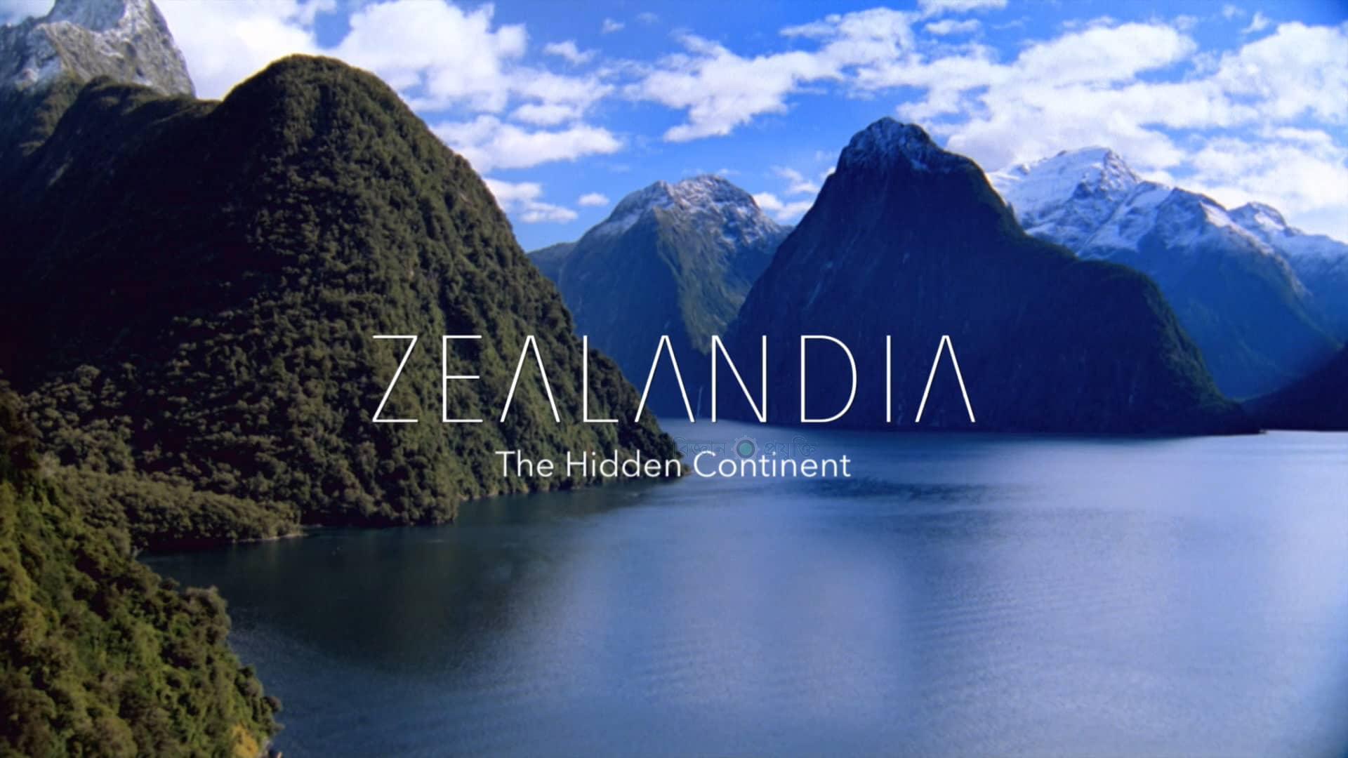 Confirman la existencia de Zealandia, el continente sumergido
