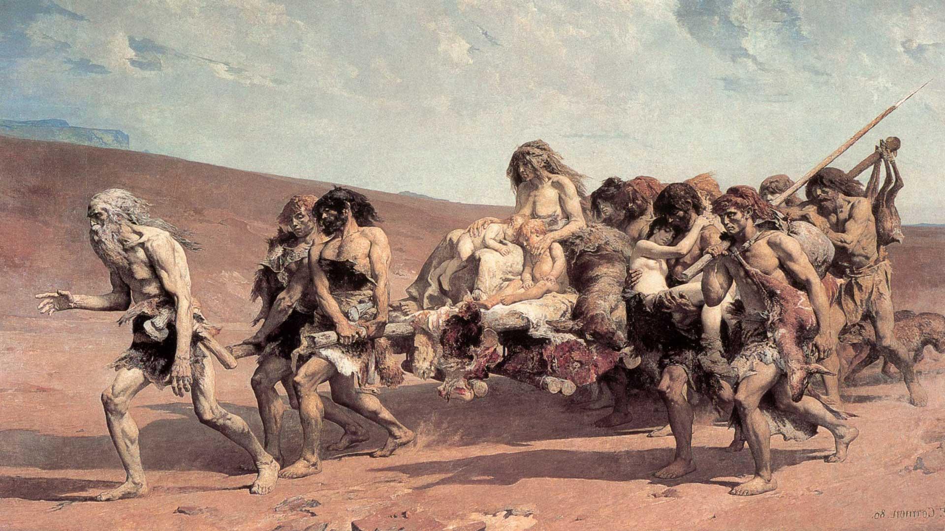 La historia de los Igigi, los dioses que se enfrentaron a los Anunnakis