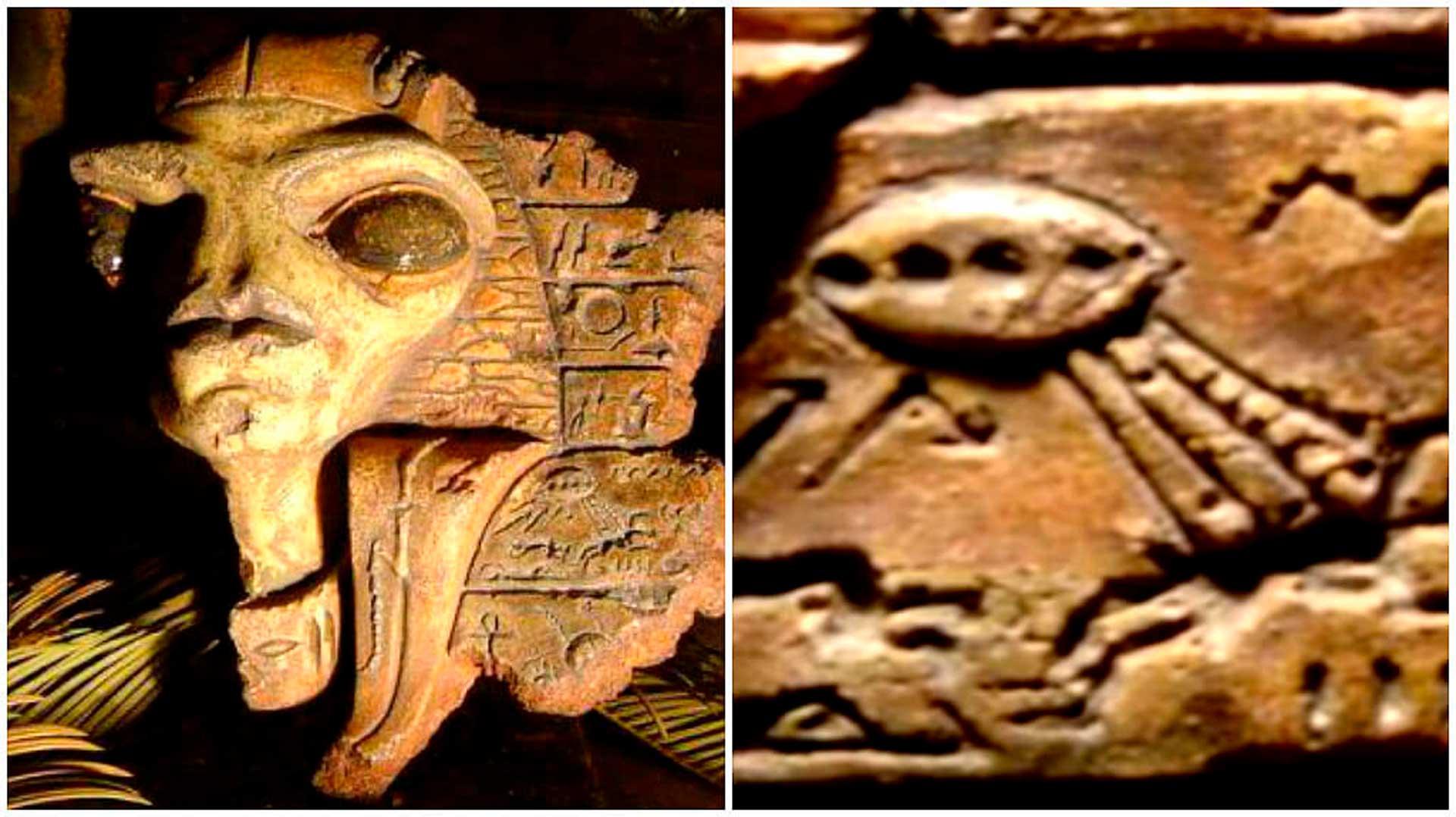 Artefactos extraterrestres ocultos en el museo Rockefeller