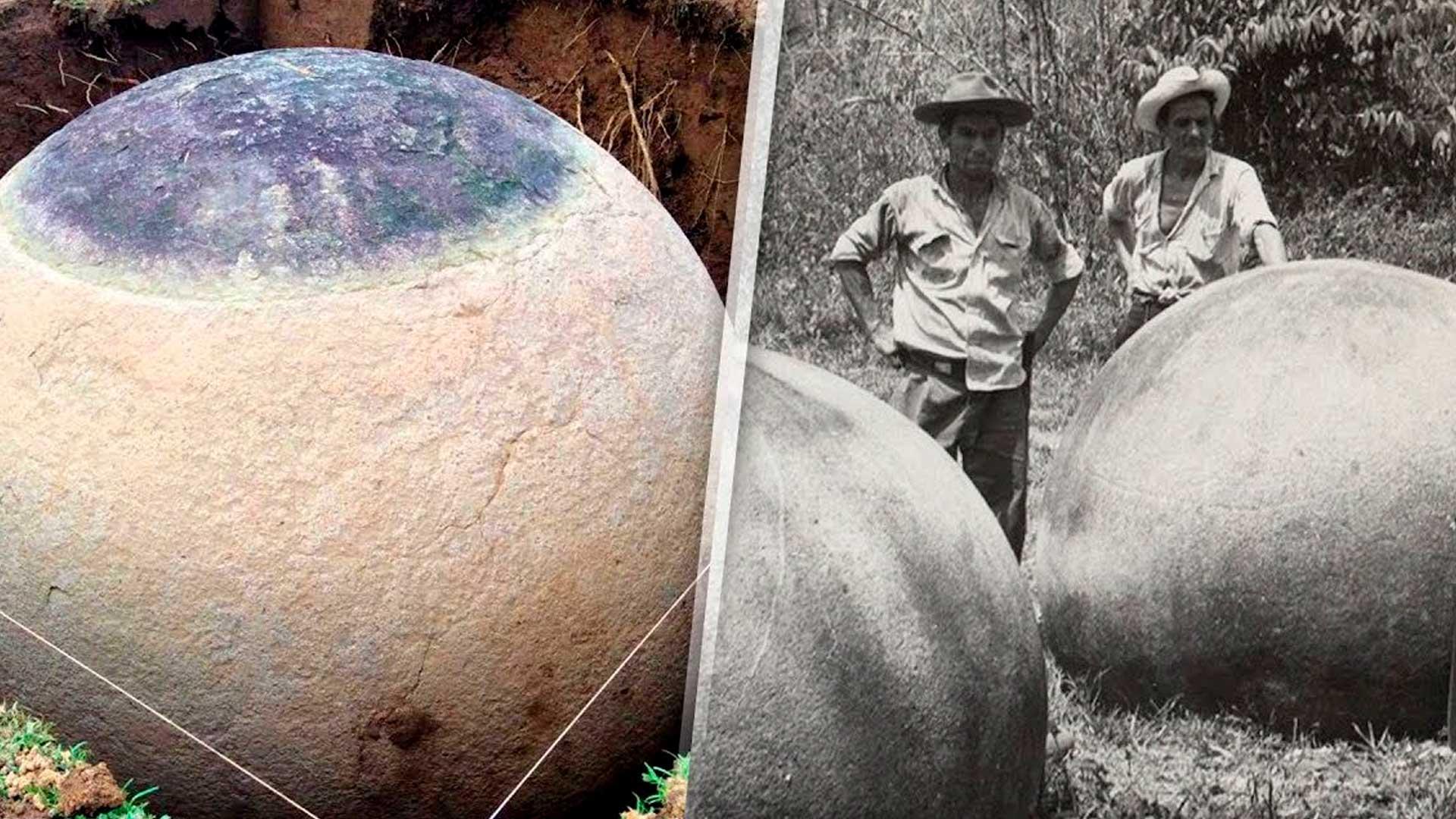 El misterio de las Esferas perfectas precolombinas de Costa Rica