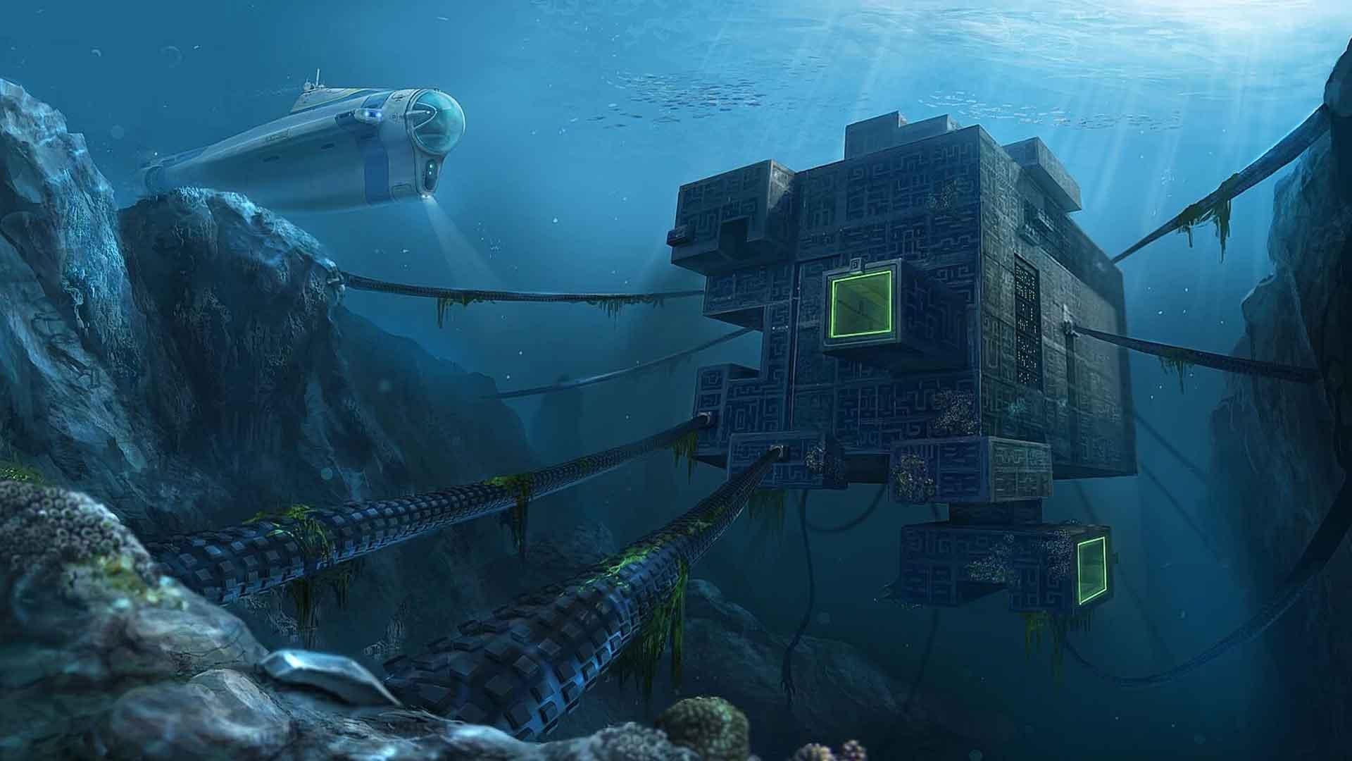 Espectaculares nuevos datos sobre El Ojo, la misteriosa isla argentina ¿es una base alienígena?