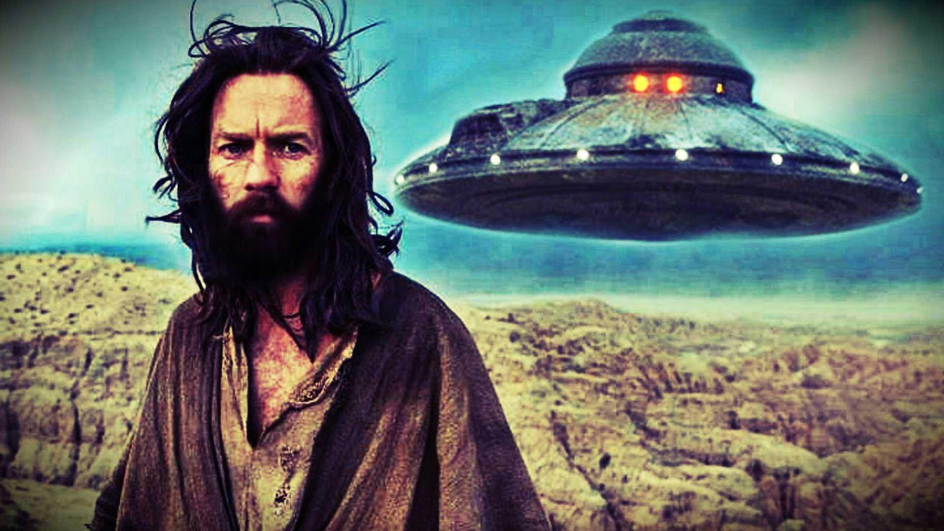 La Sociedad Aetherius: La religión que asegura que Jesús era un alienígena