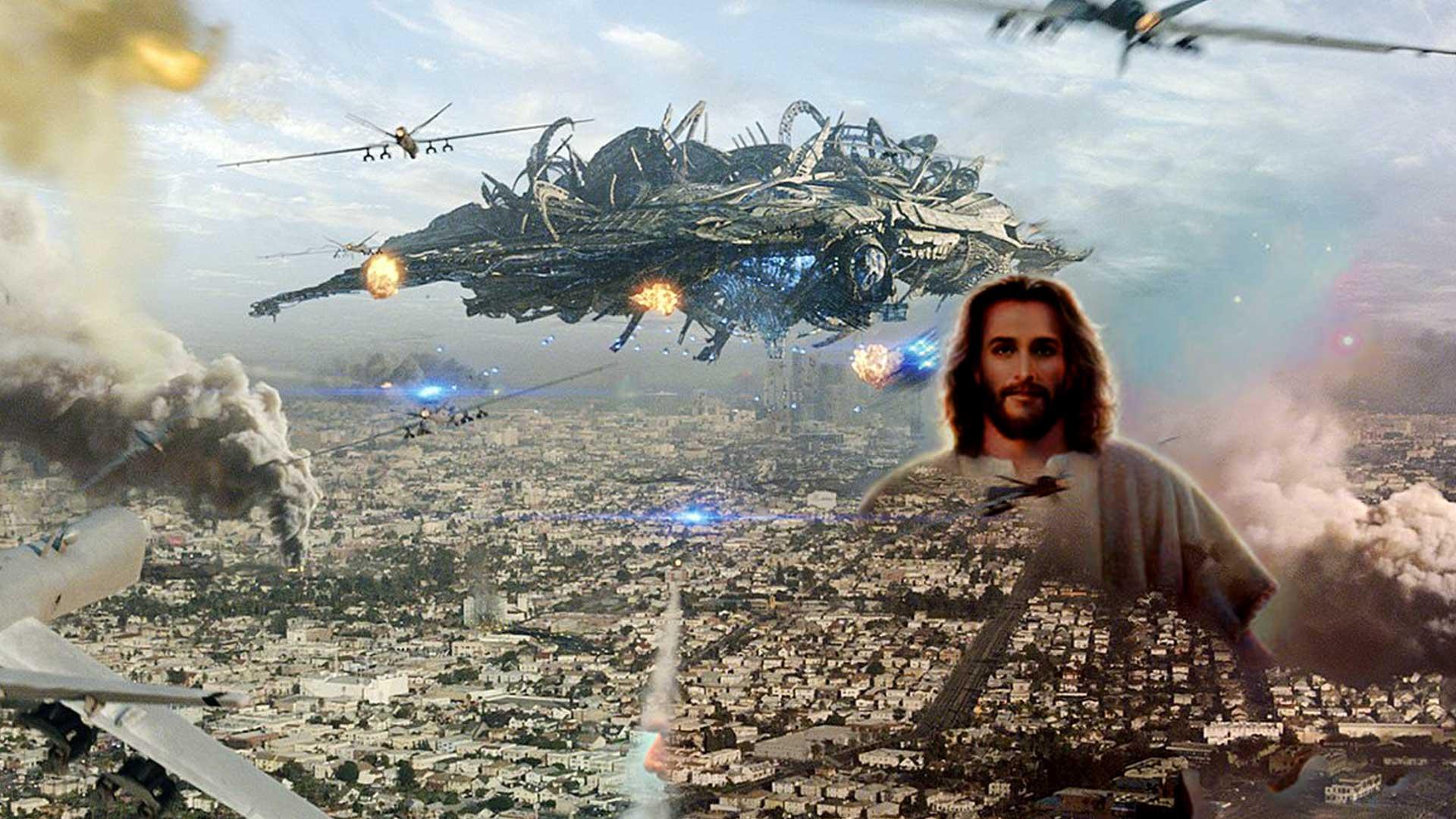BIZARRO – Este niño asegura que Jesús le mostró una invasión alienígena en la Tierra