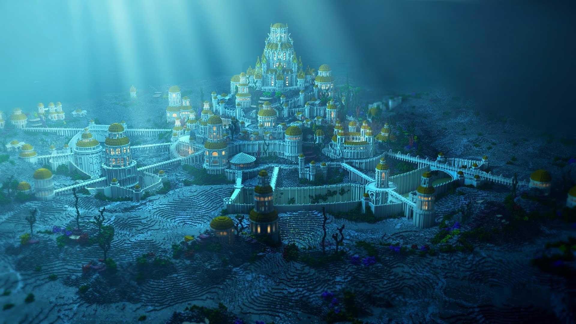 ¿Es esta pirámide sumergida en las costas de Portugal un remanente de la Atlántida?