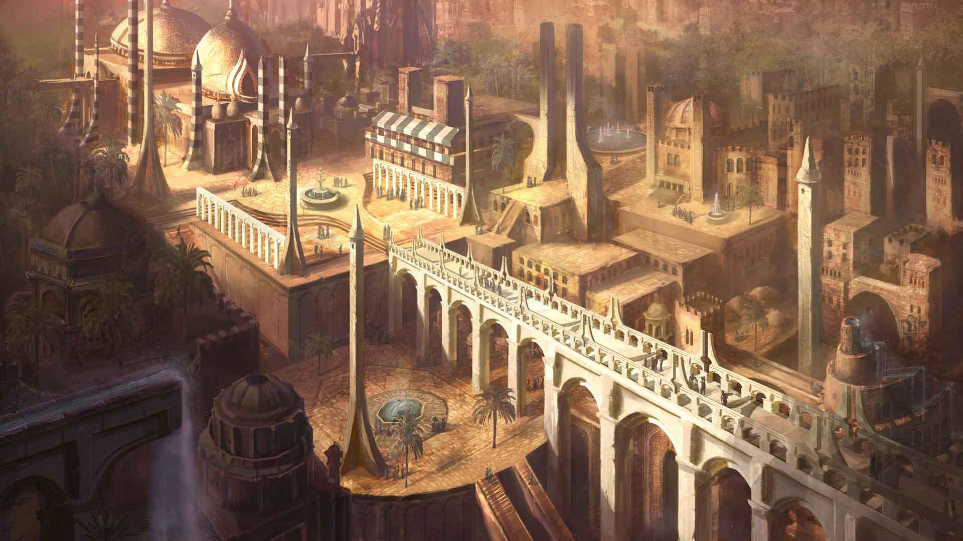 La historia de Eridu, la ciudad Anunnaki en la Tierra