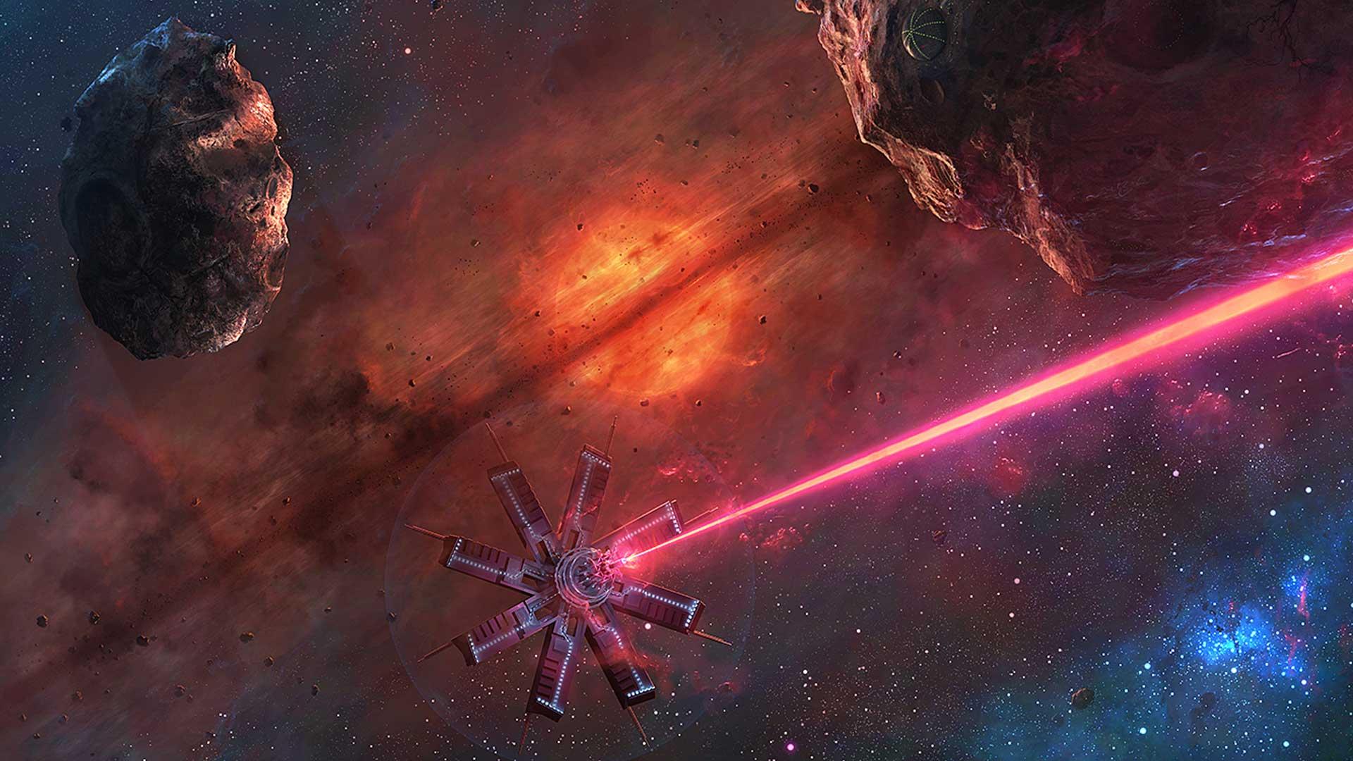 Las armas de rayos láser ya son una realidad