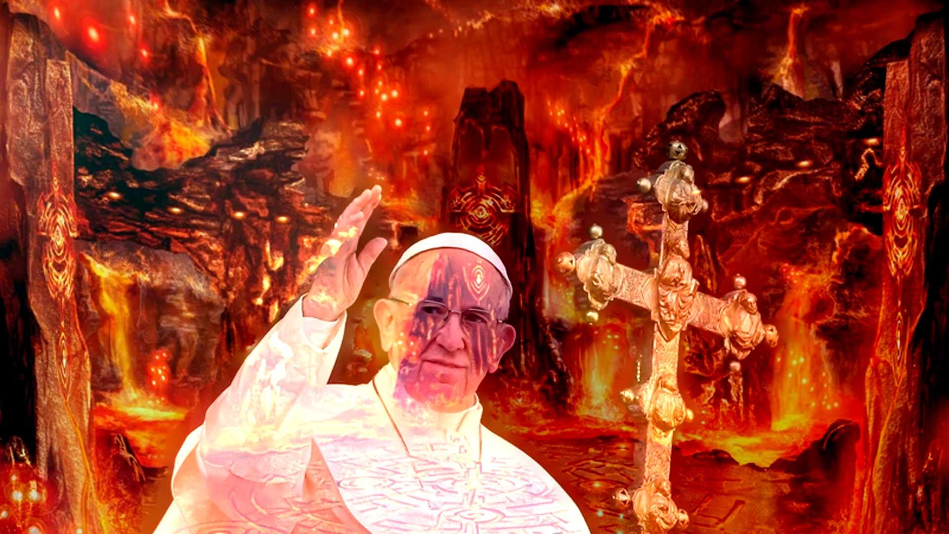 Controvertidas nuevas declaraciones del Papa Francisco: «El Infierno no existe»