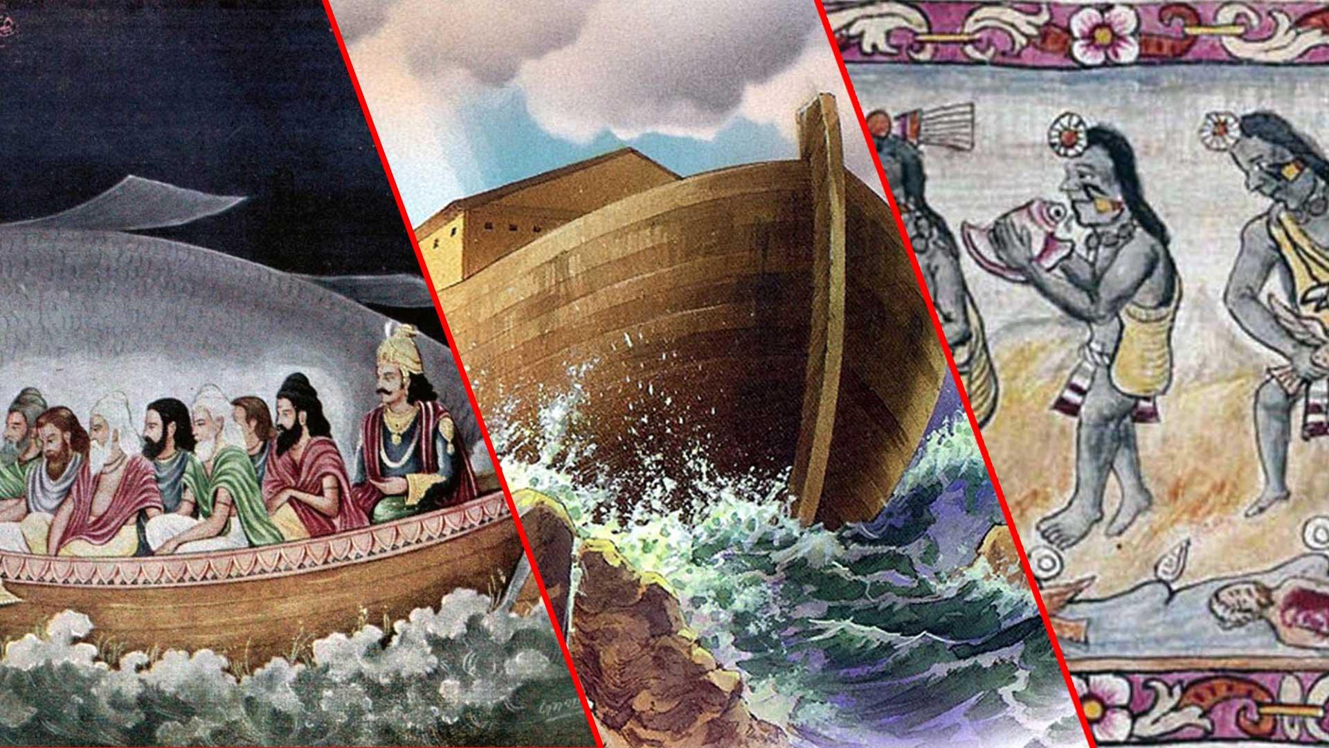 La Gran Inundación no es solo una historia cristiana