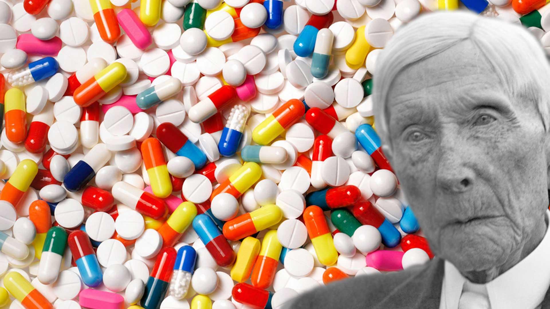 Rockefeller y su relación con los medicamentos a nivel mundial