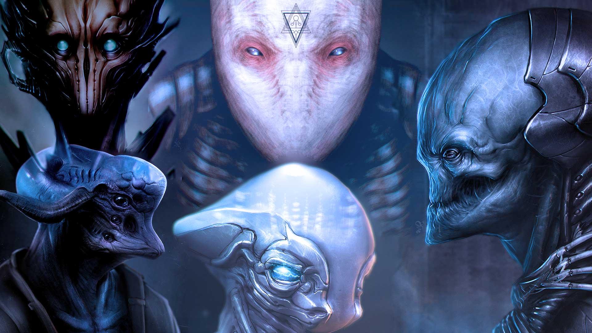 ¿Cuántas razas alienígenas nos pudieron haber visitado ya?