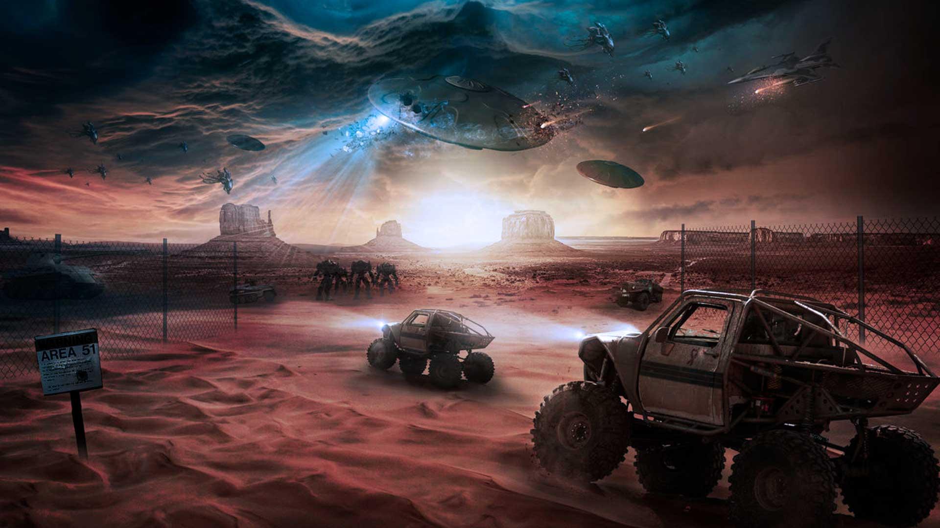 Secretos militares: Misteriosos encuentros entre alienígenas y militares