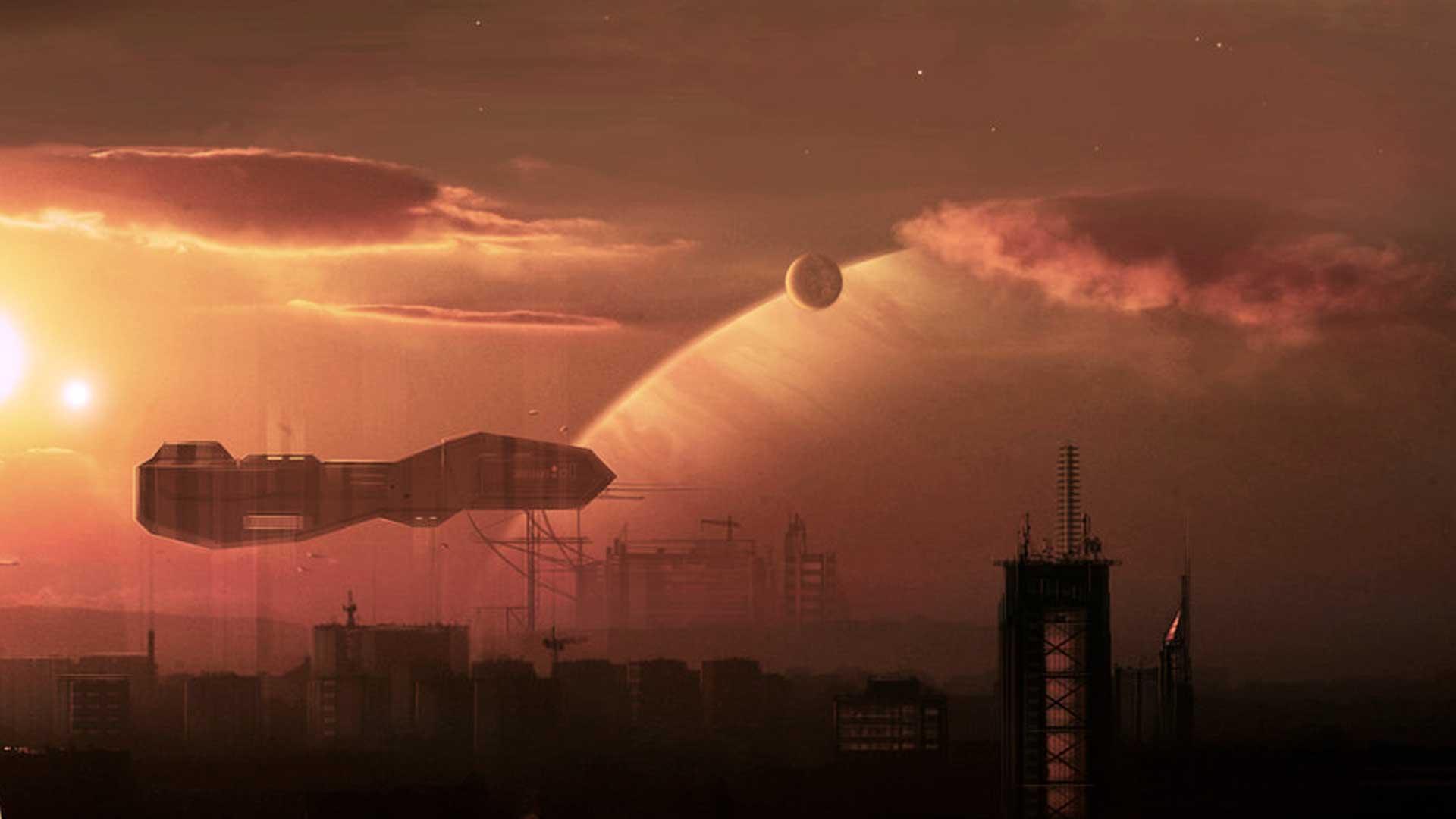 Nibiru, el planeta que en realidad podría ser una nave Annunaki