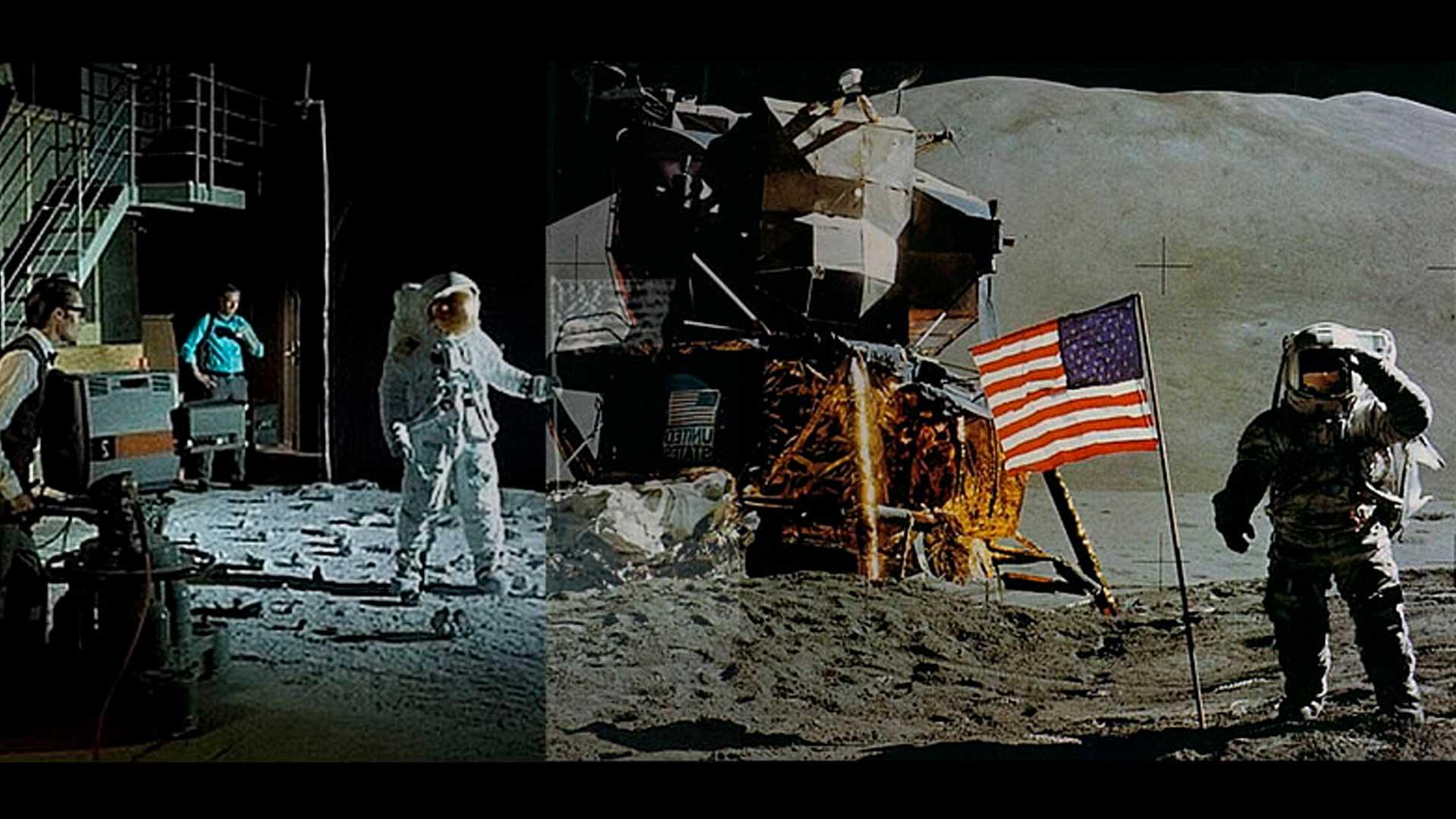 Pruebas que los conspiracionistas usan para demostrar que la NASA no ha visitado el espacio