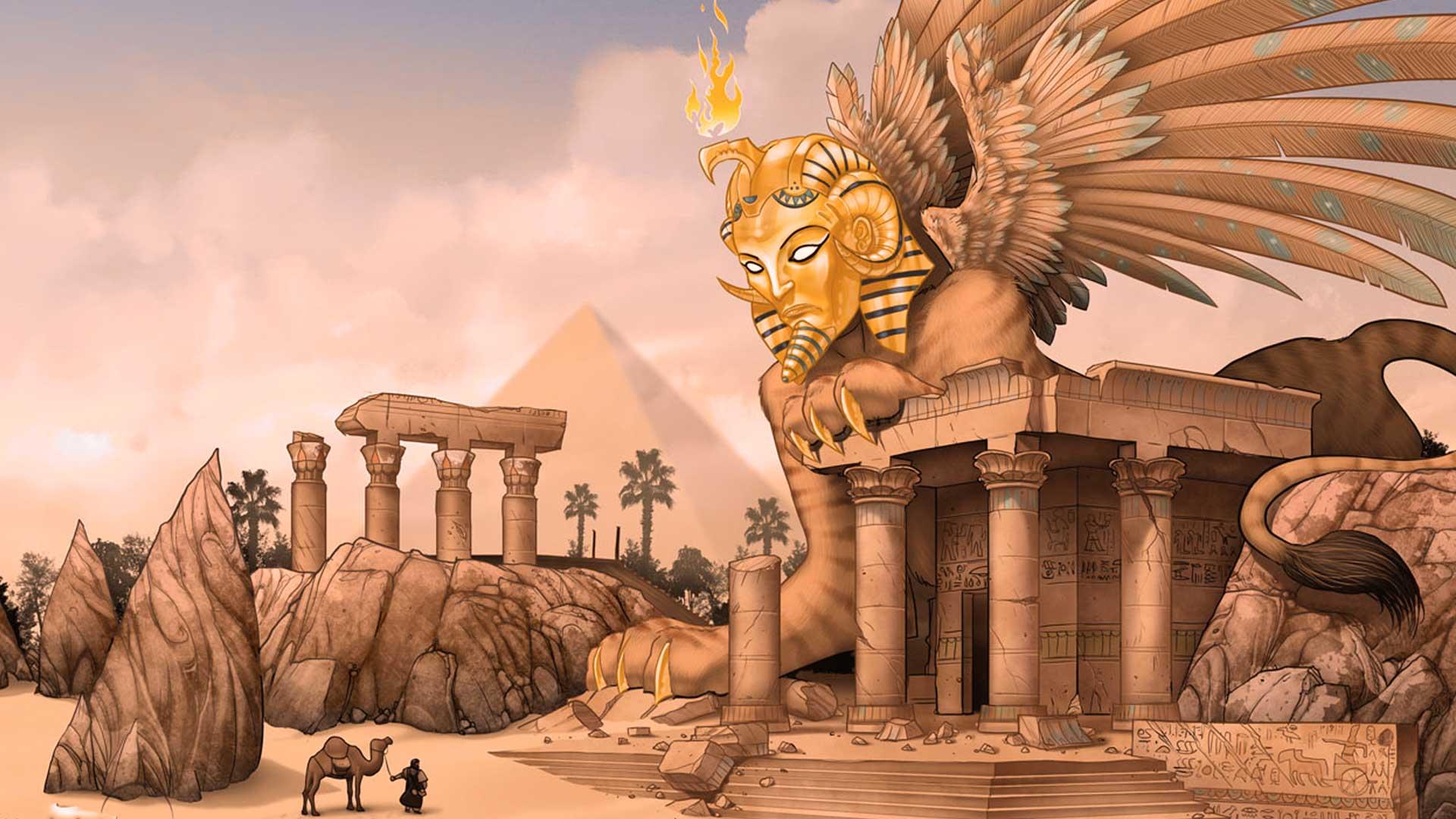 Los misterios que encierra la Esfinge y que nunca aprenderás en los libros de historia