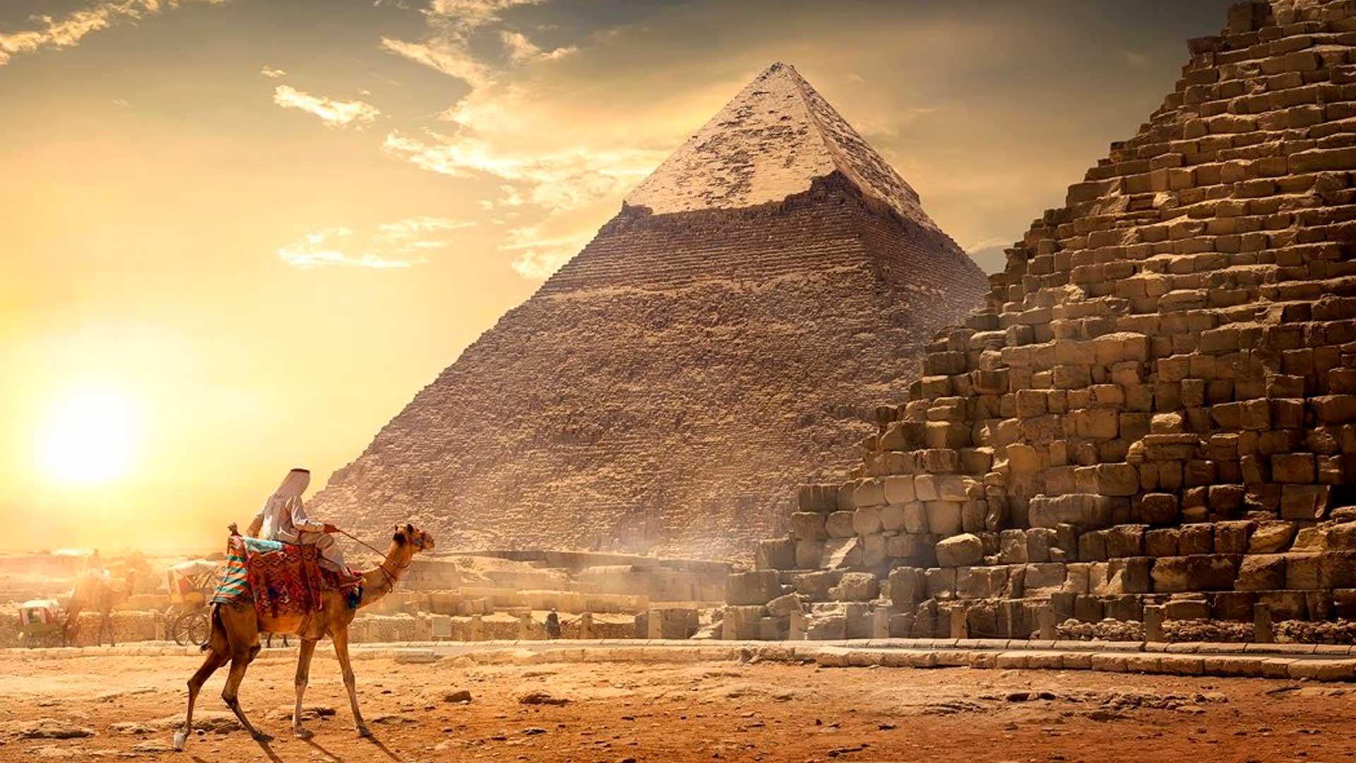 ¿Por qué las civilizaciones construyeron las pirámides?