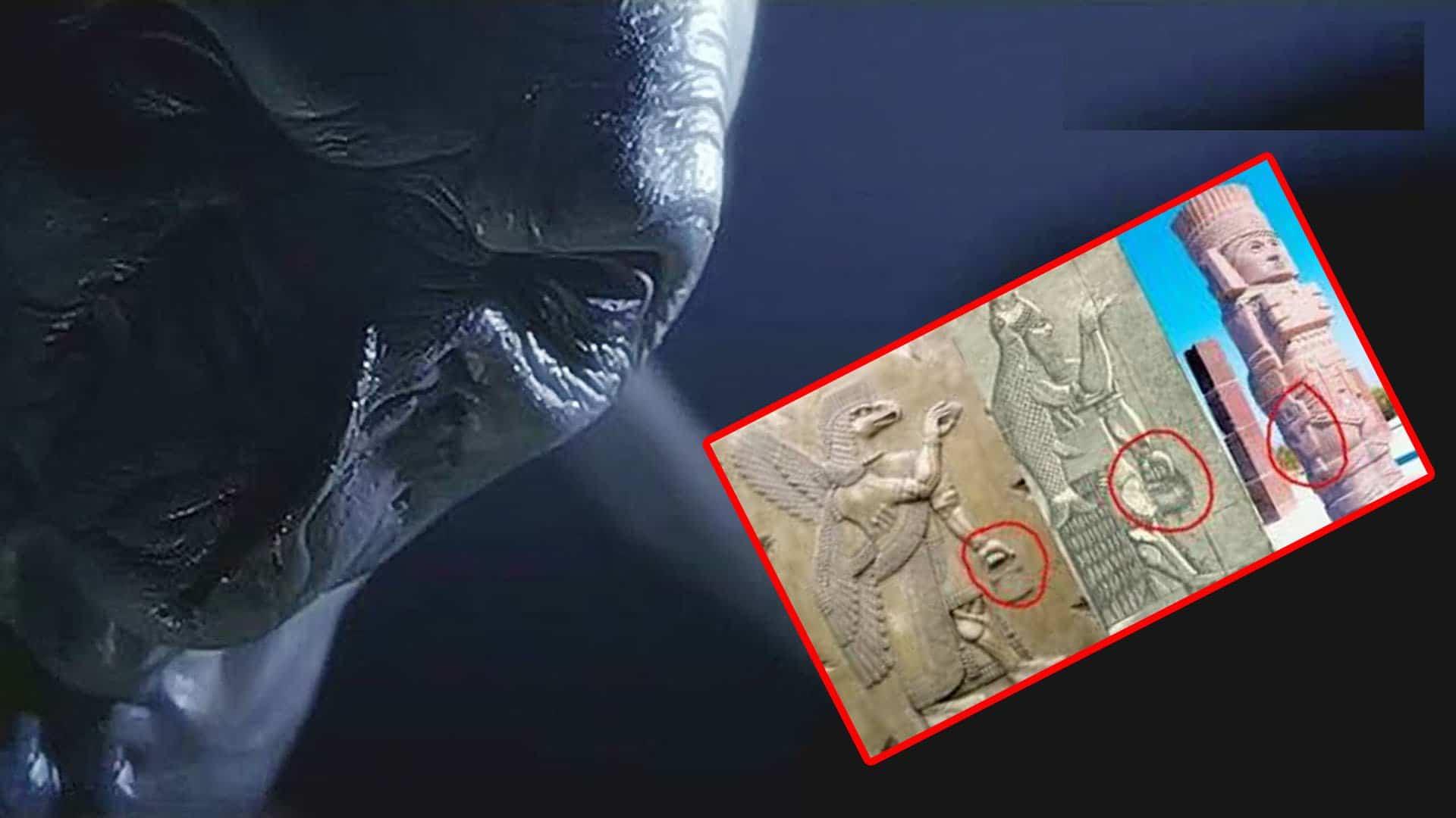 La historia de las tablas sumerias robadas y los Anunnaki