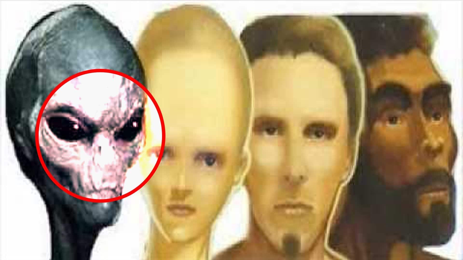 Los humanos son descendientes de los alienígenas según un astronauta de la NASA