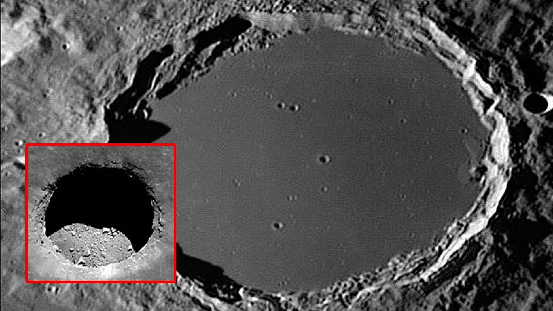 NASA revela increíble vídeo de la superficie lunar