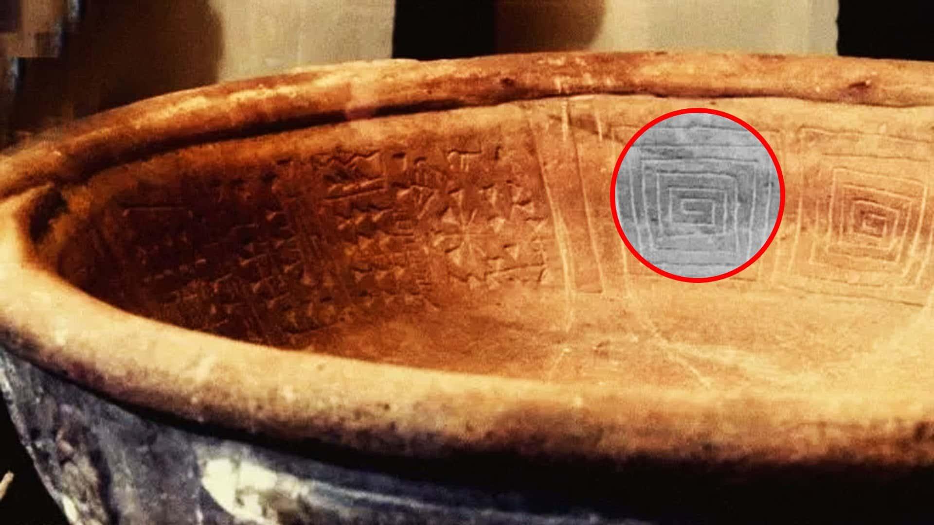 ¿Qué está haciendo la escritura sumeria antigua en América? Descifrando el cuenco Fuente Magna