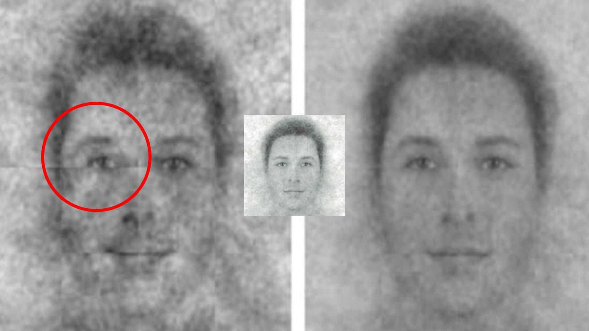 Según un estudio, este sería el auténtico rostro de Dios para los estadounidenses