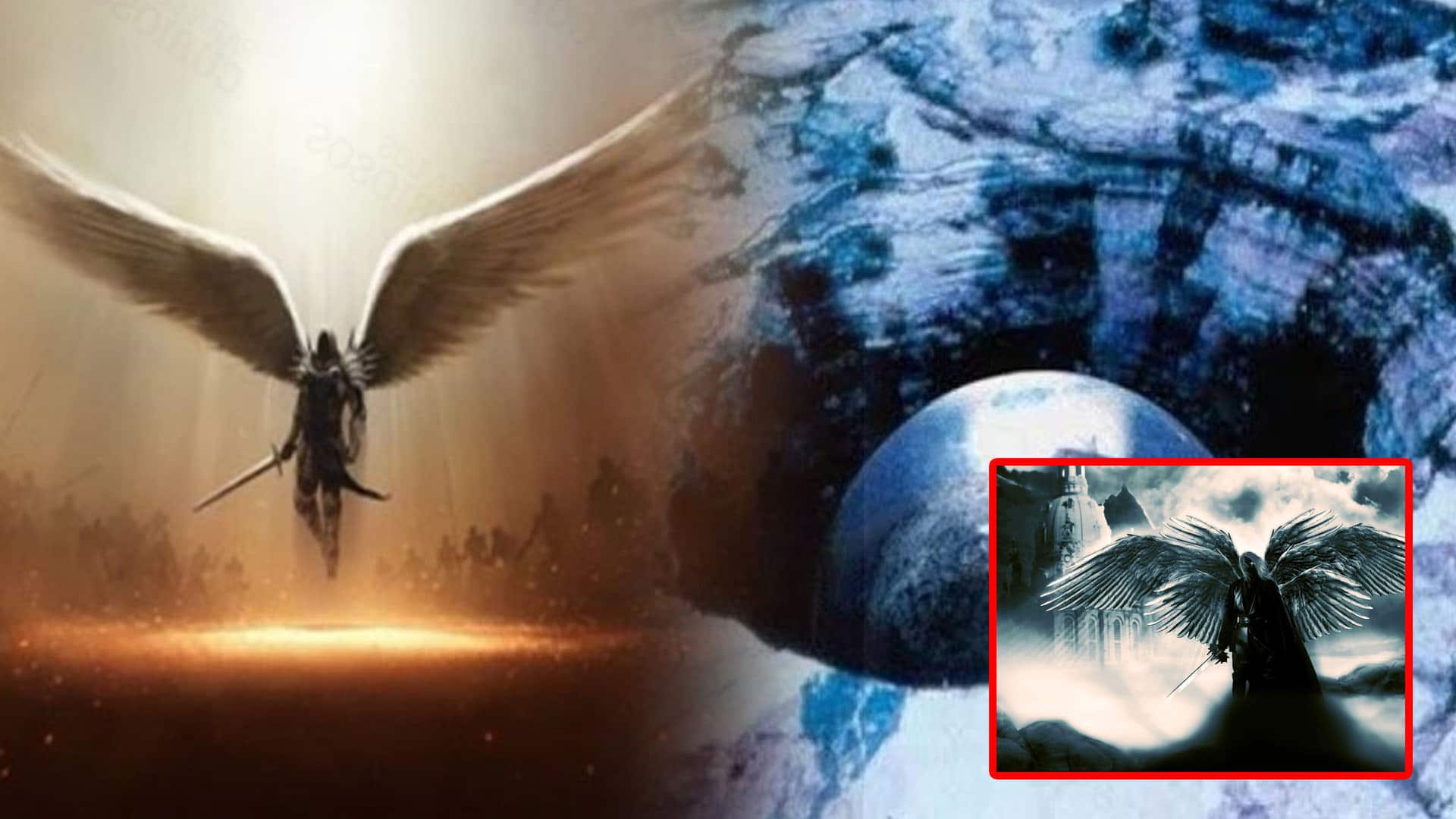 El misterioso caso de los ángeles caídos – ¿Mito o realidad?