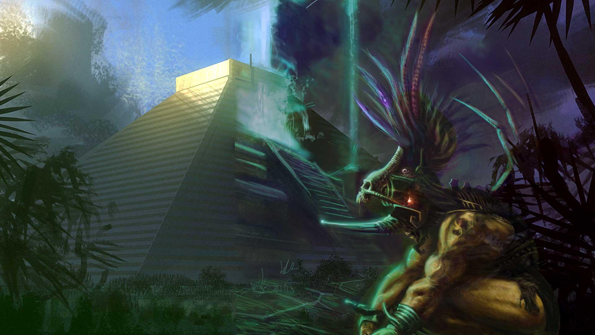 La historia de Xelhua, el gigante constructor de Teotihuacán y la pirámide más grande del mundo