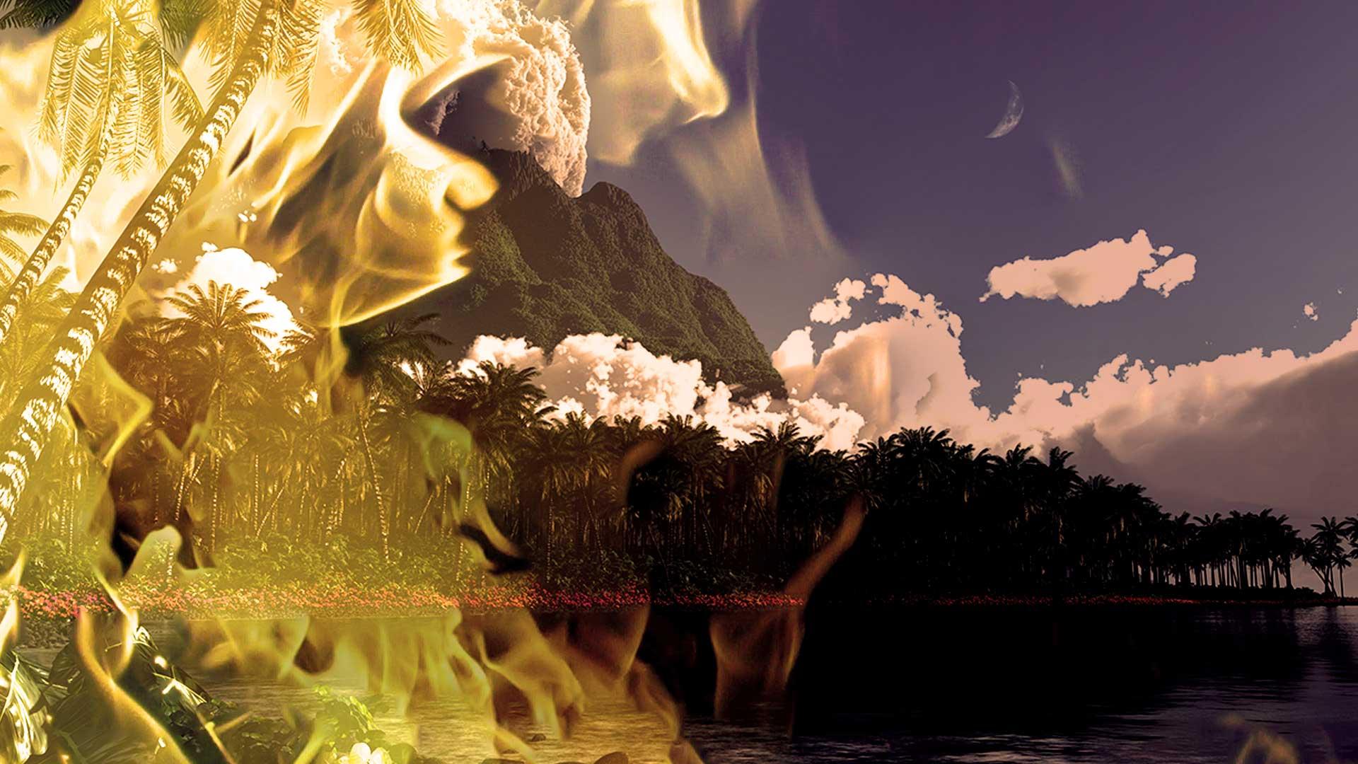 """Alerta Mundial: se está despertando """"El Anillo de Fuego"""" del Pacífico"""