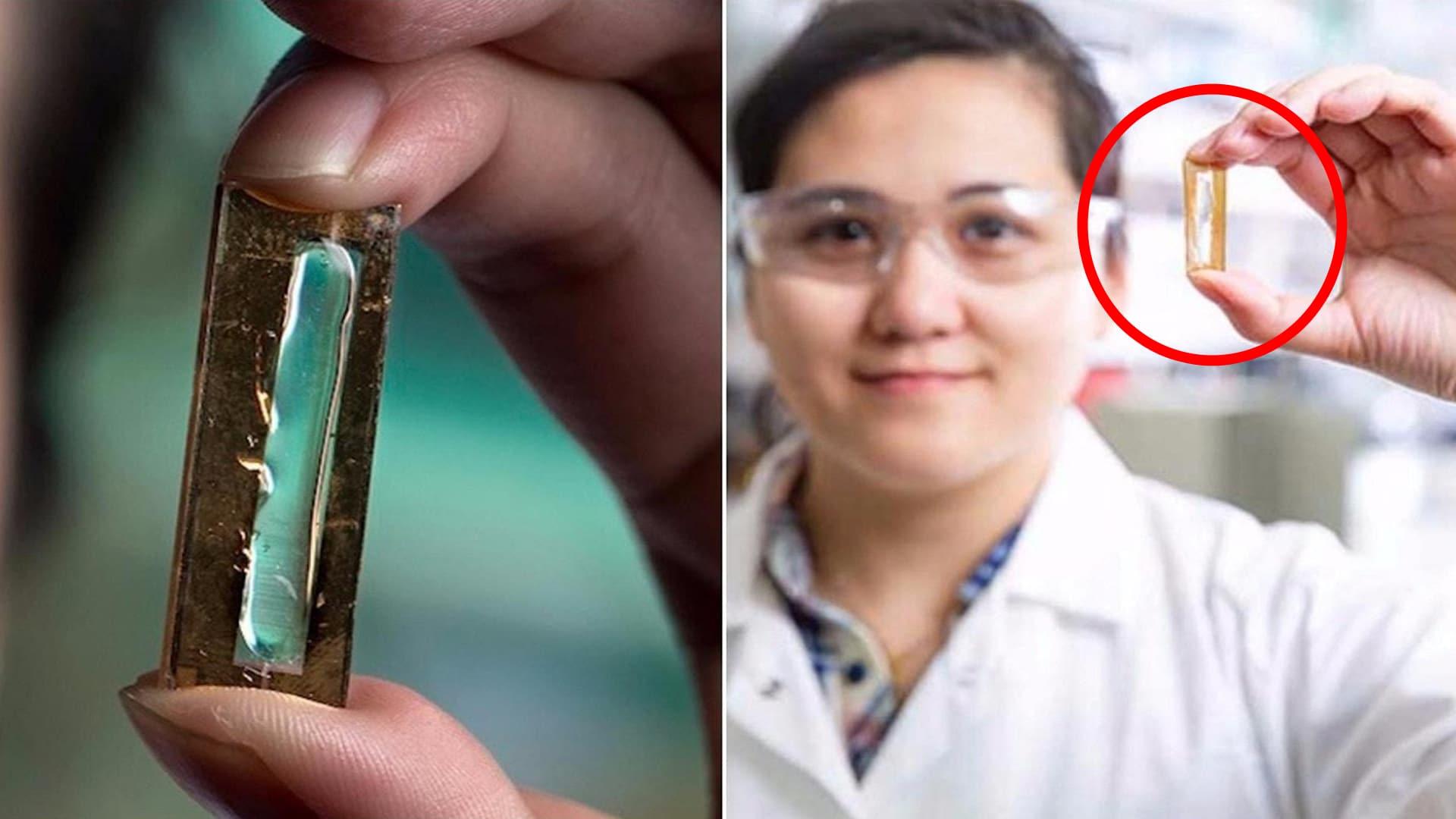 Científica crea una batería de 400 años de duración por accidente