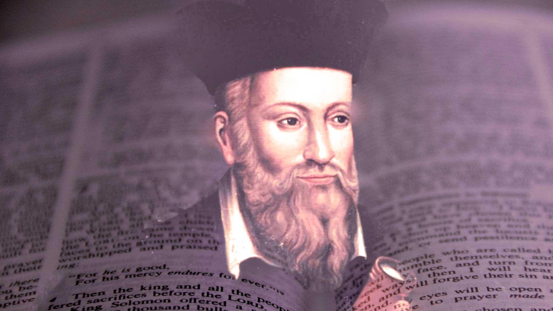 Las predicciones de Nostradamus que te darán mucho que pensar